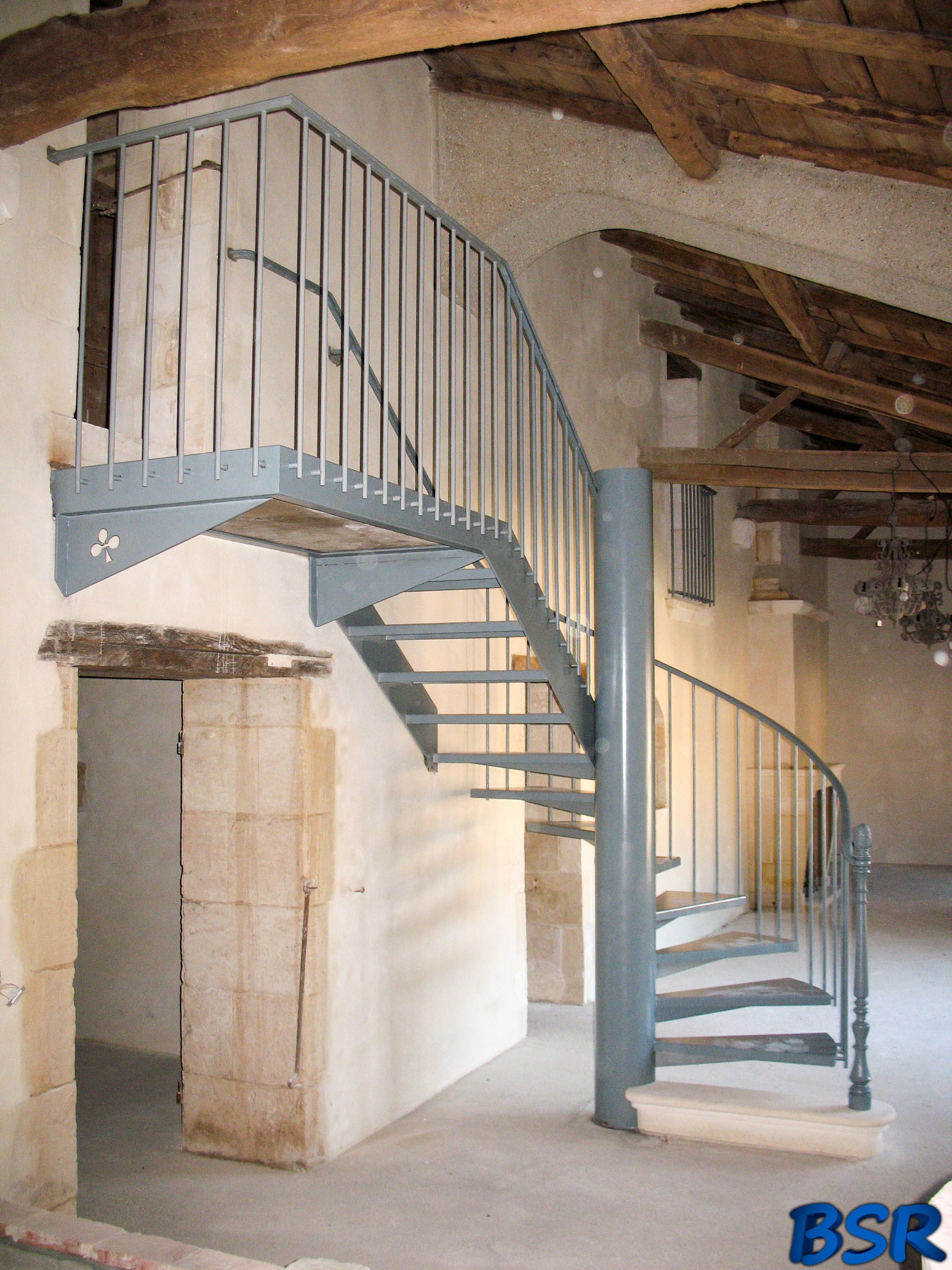 Escalier BSR