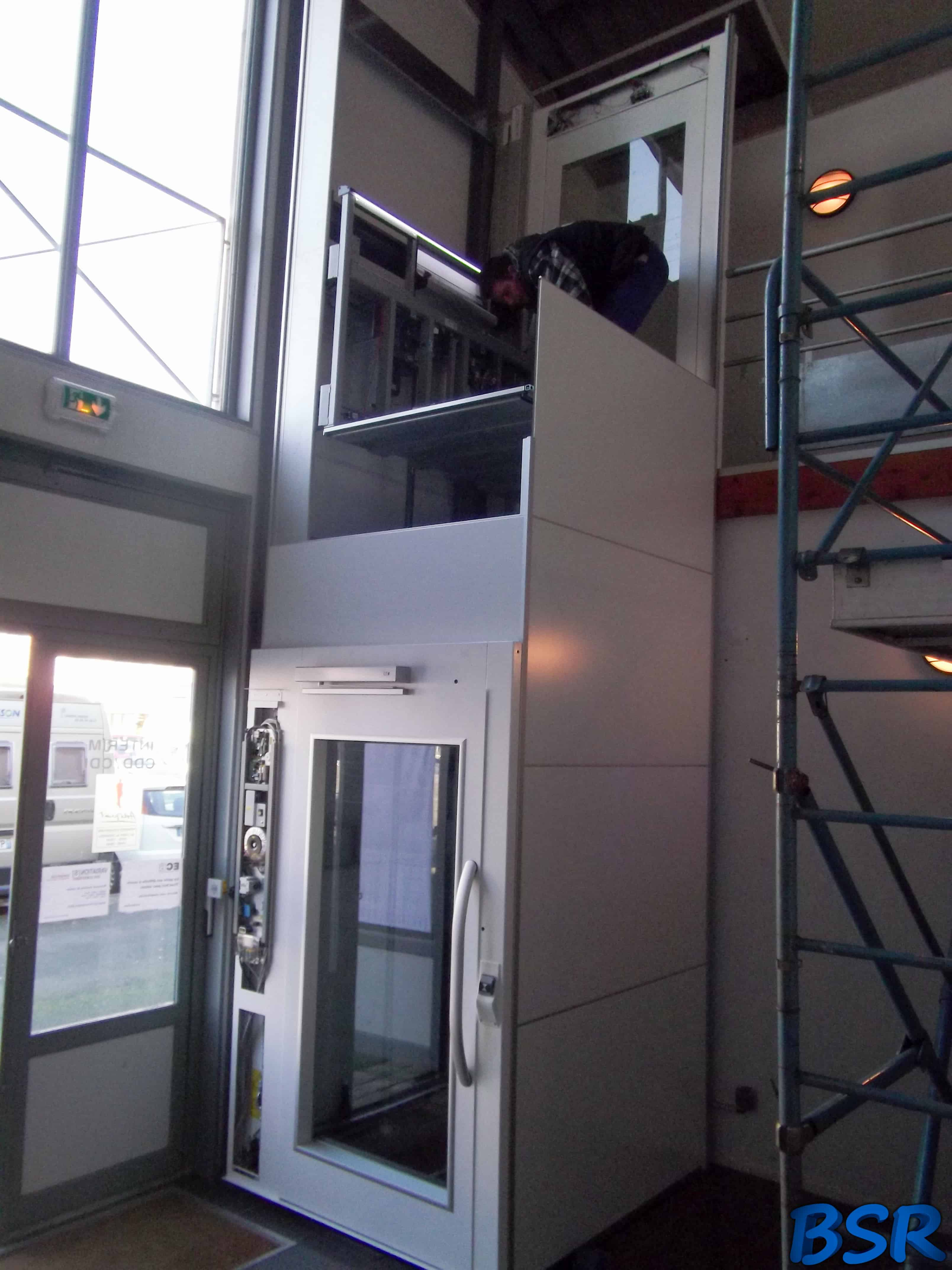 Platforme Elevatrice BSR 001