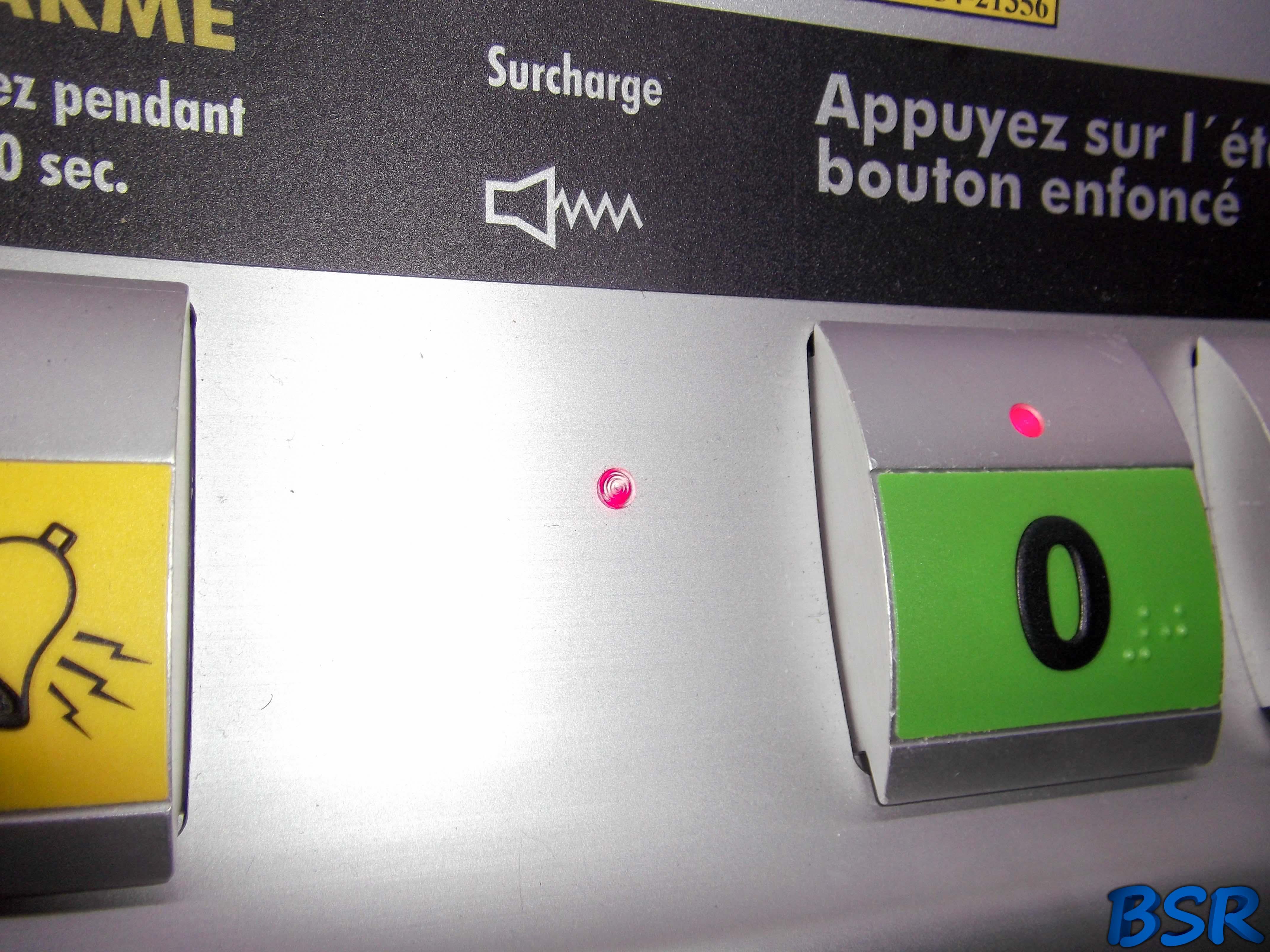 Platforme Elevatrice BSR 004