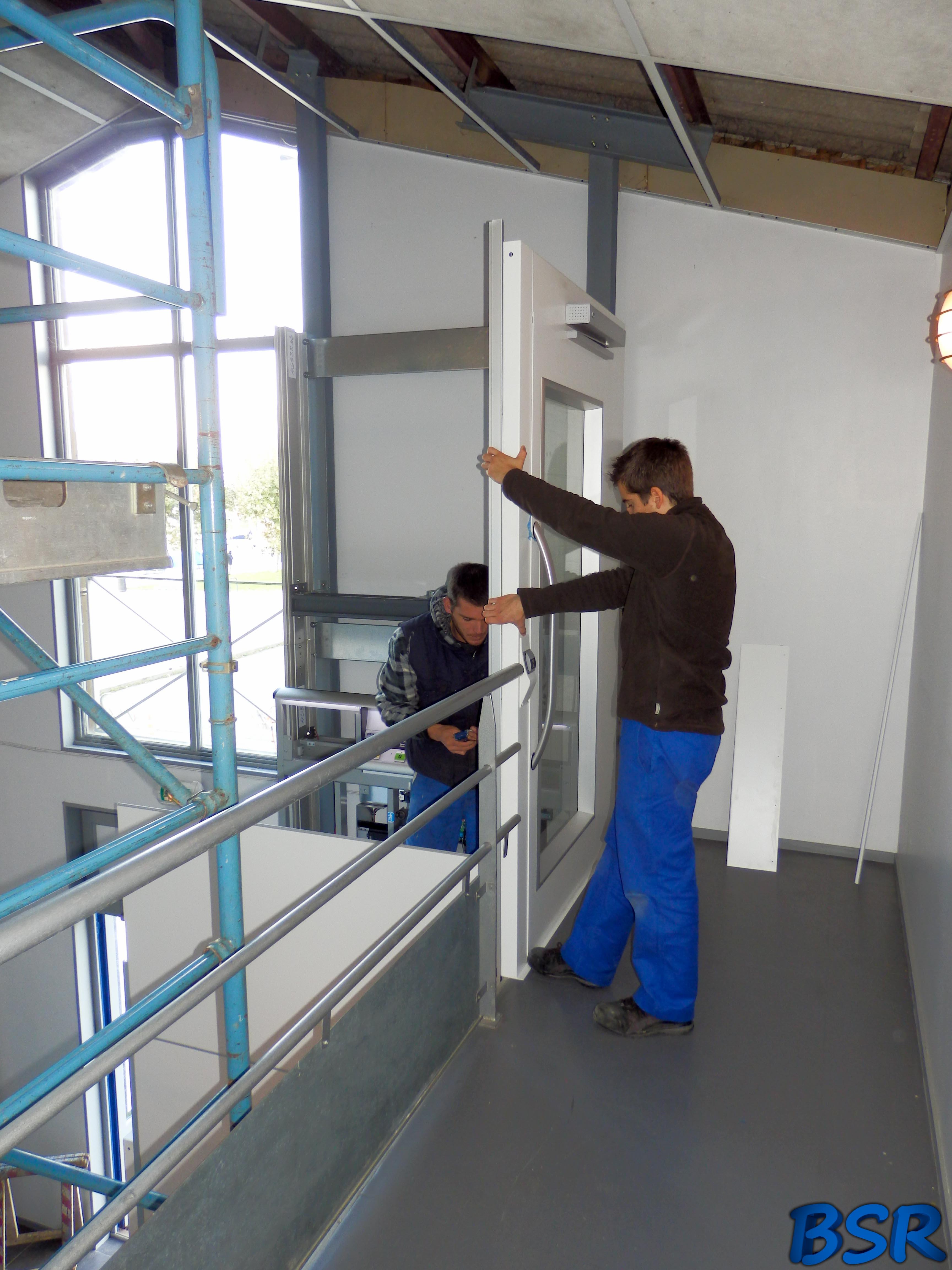 Platforme Elevatrice BSR 008