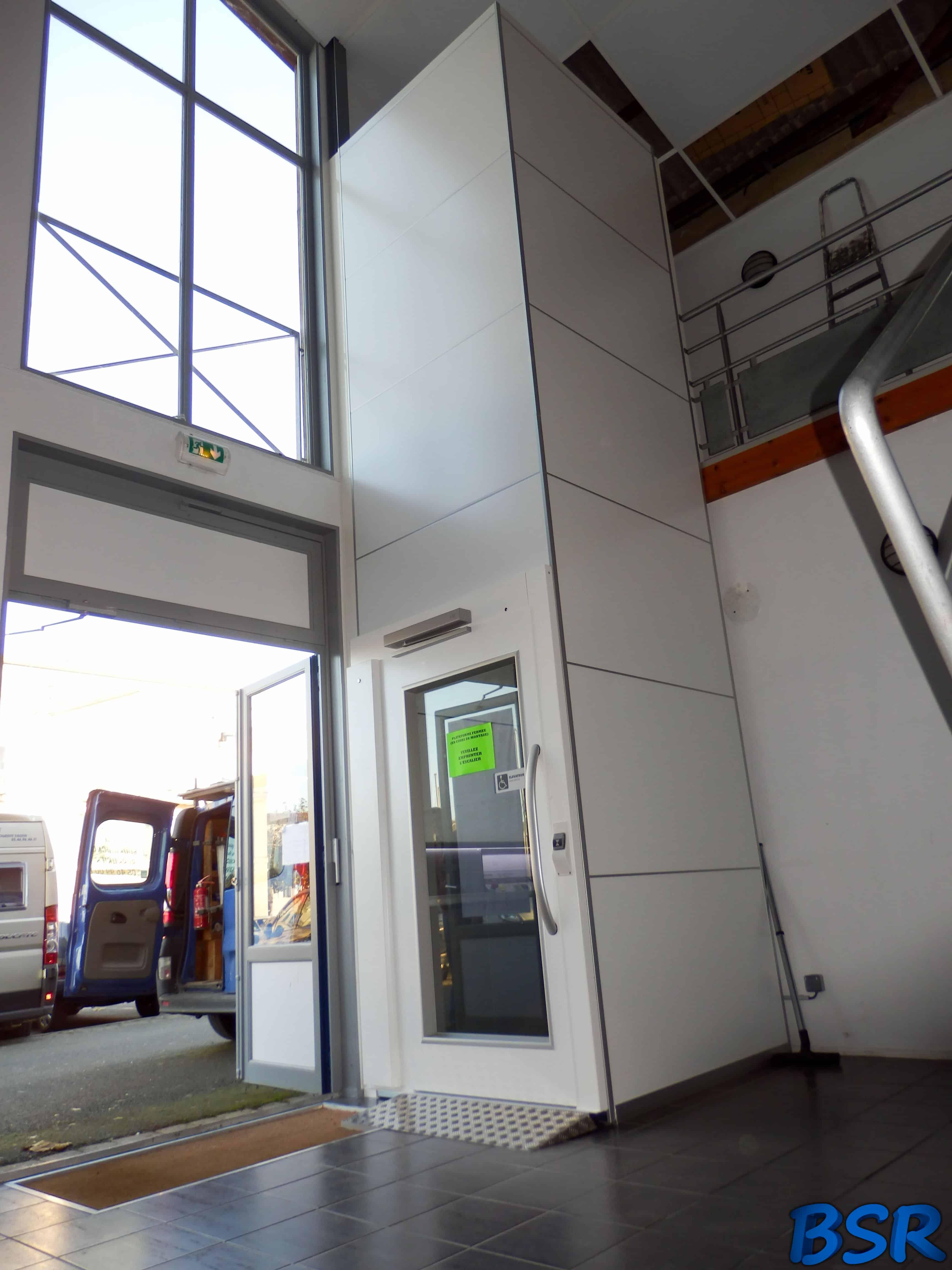 Platforme Elevatrice BSR 010