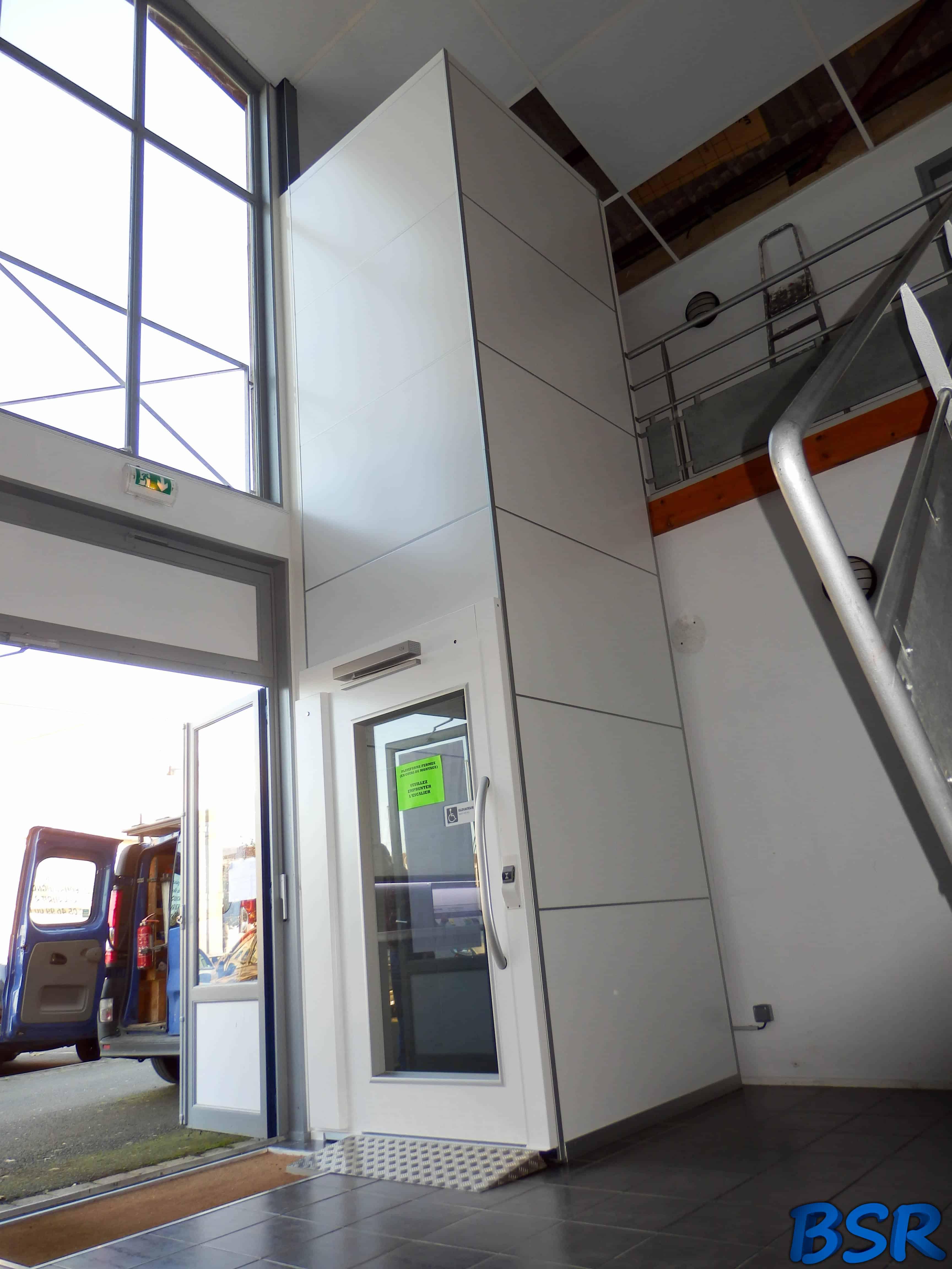 Platforme Elevatrice BSR 011
