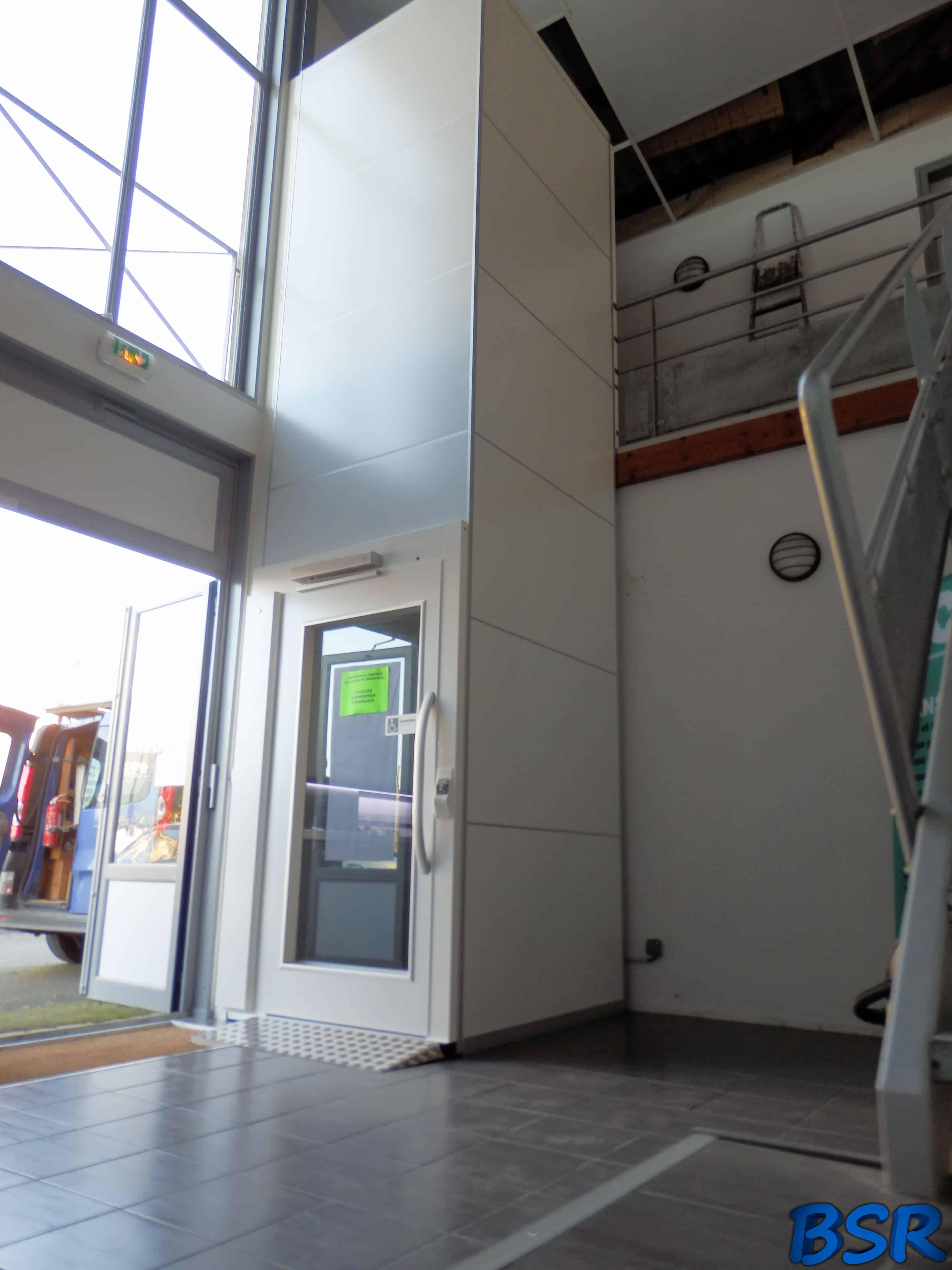 Platforme Elevatrice BSR 013