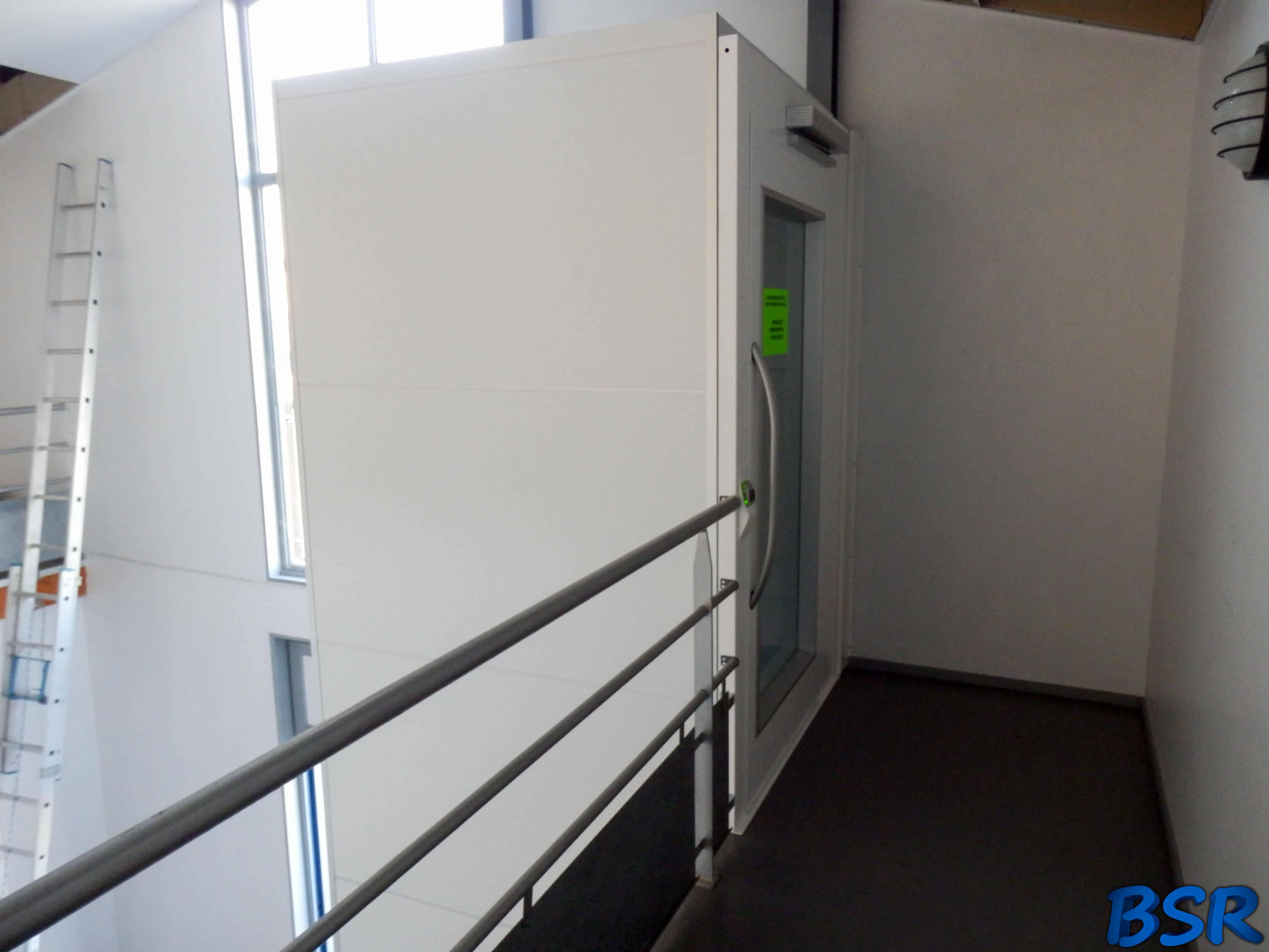 Platforme Elevatrice BSR 018