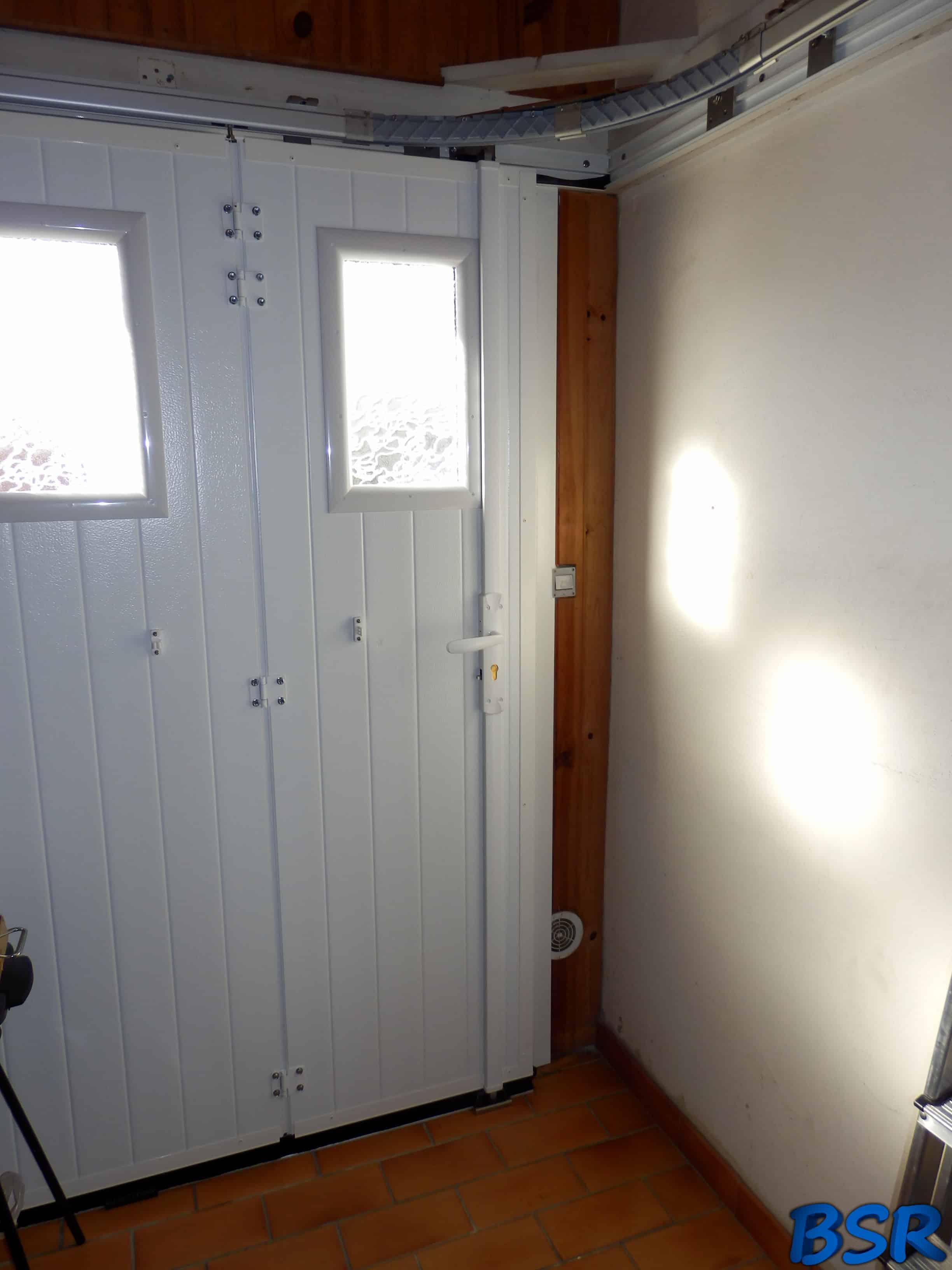 Porte Coulissante Latérale BSR 002
