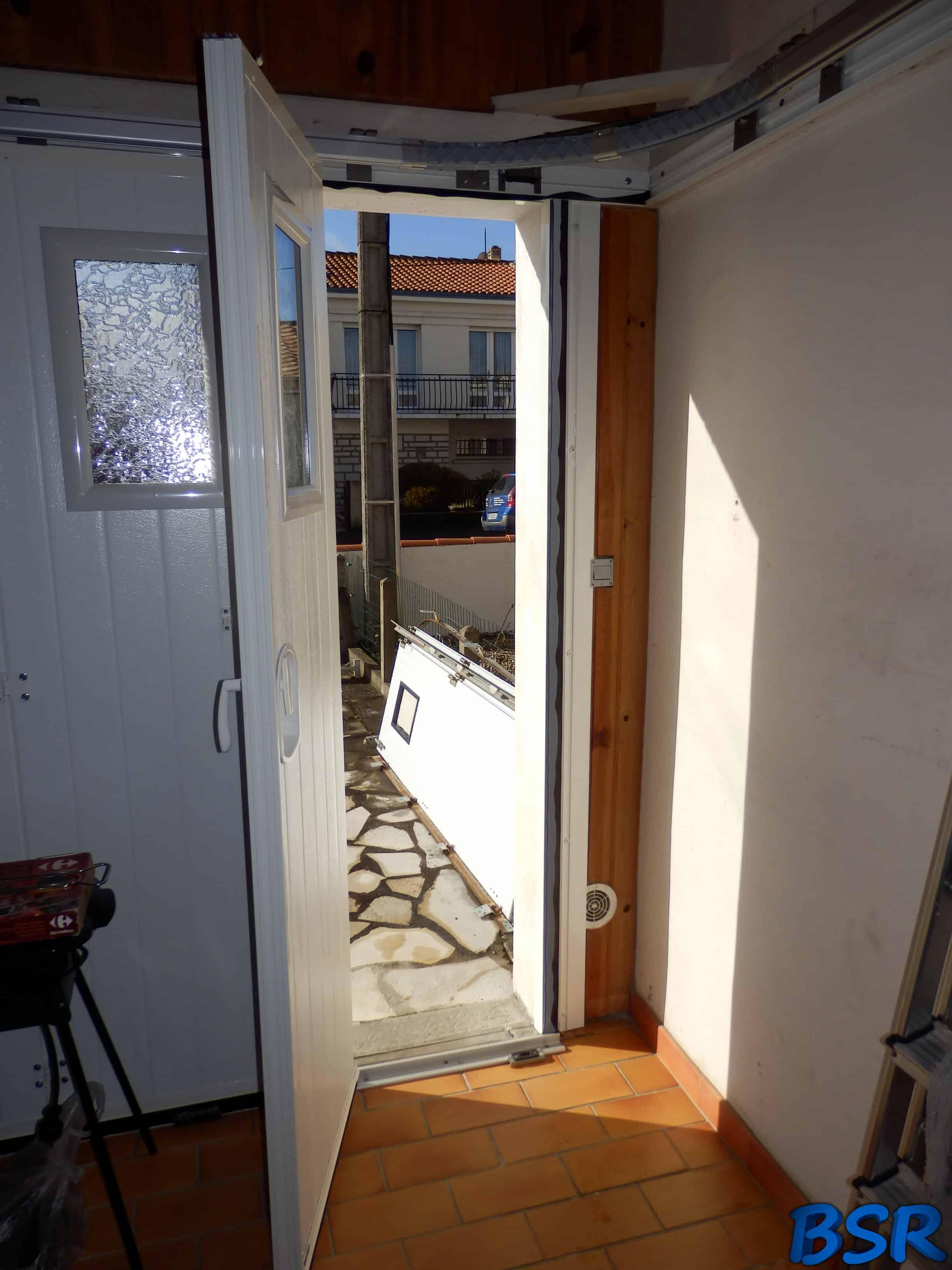 Porte Coulissante Latérale BSR 003