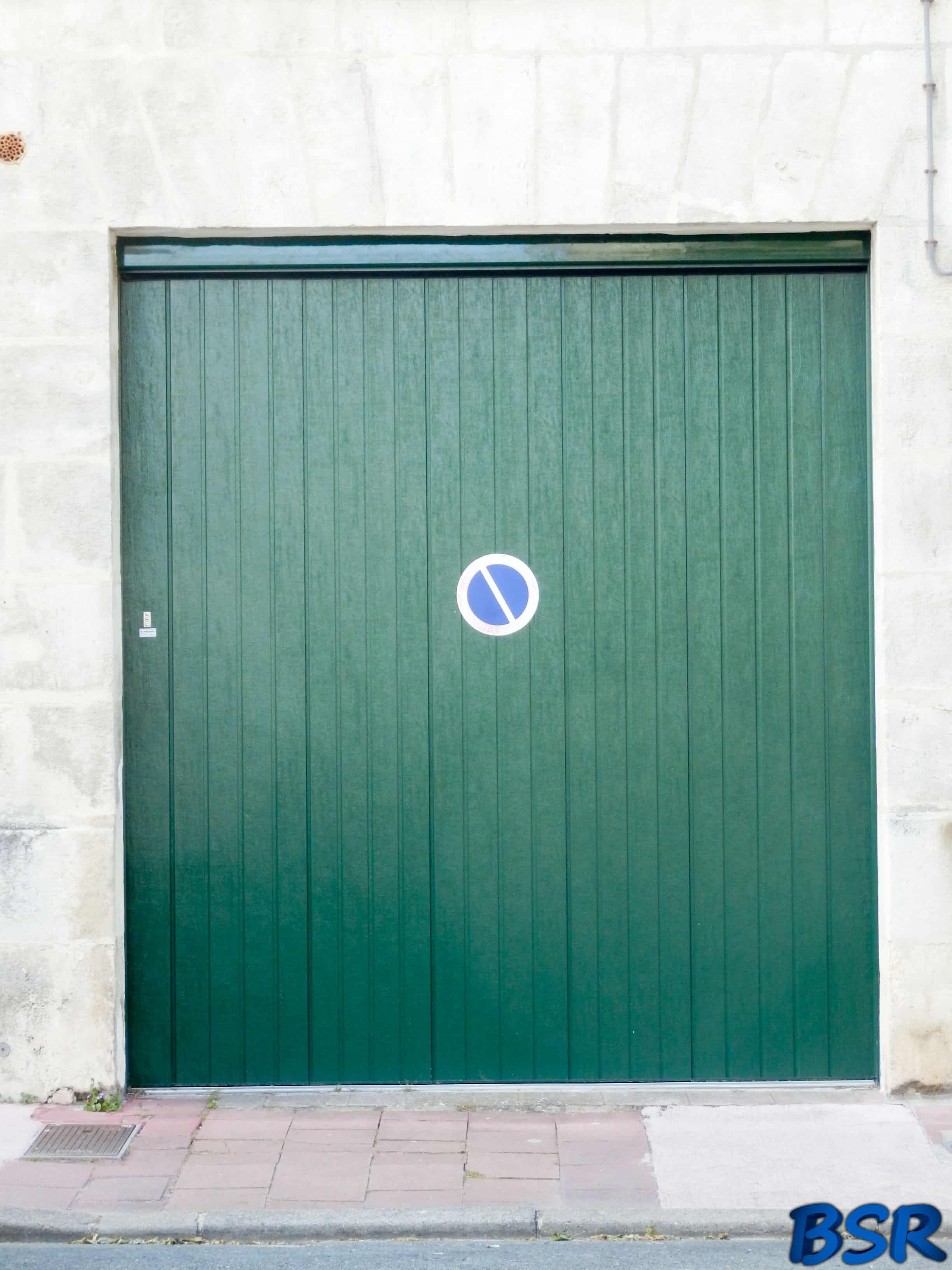 Porte Coulissante Latérale BSR 006