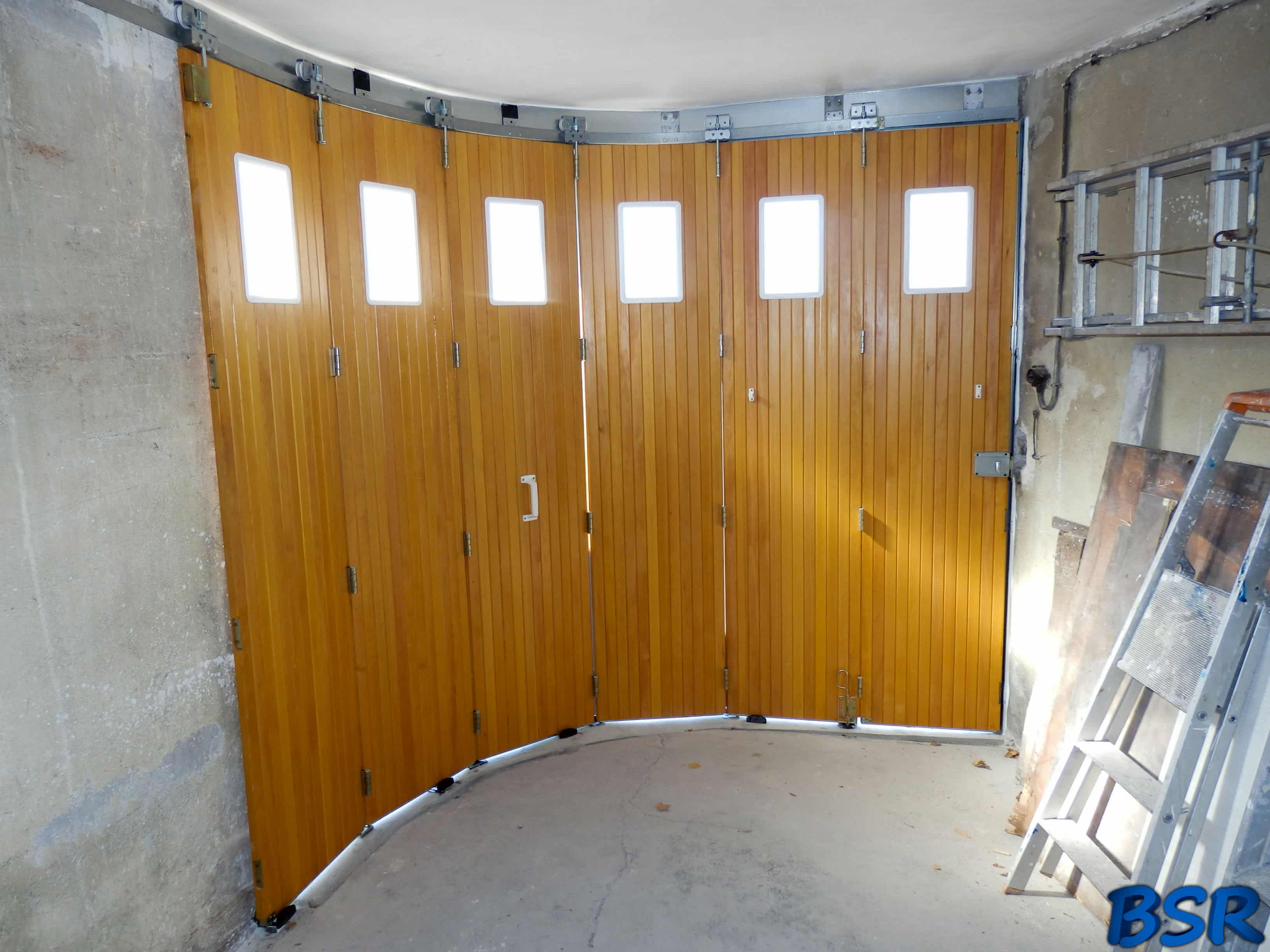 Porte Coulissante Latérale BSR 007