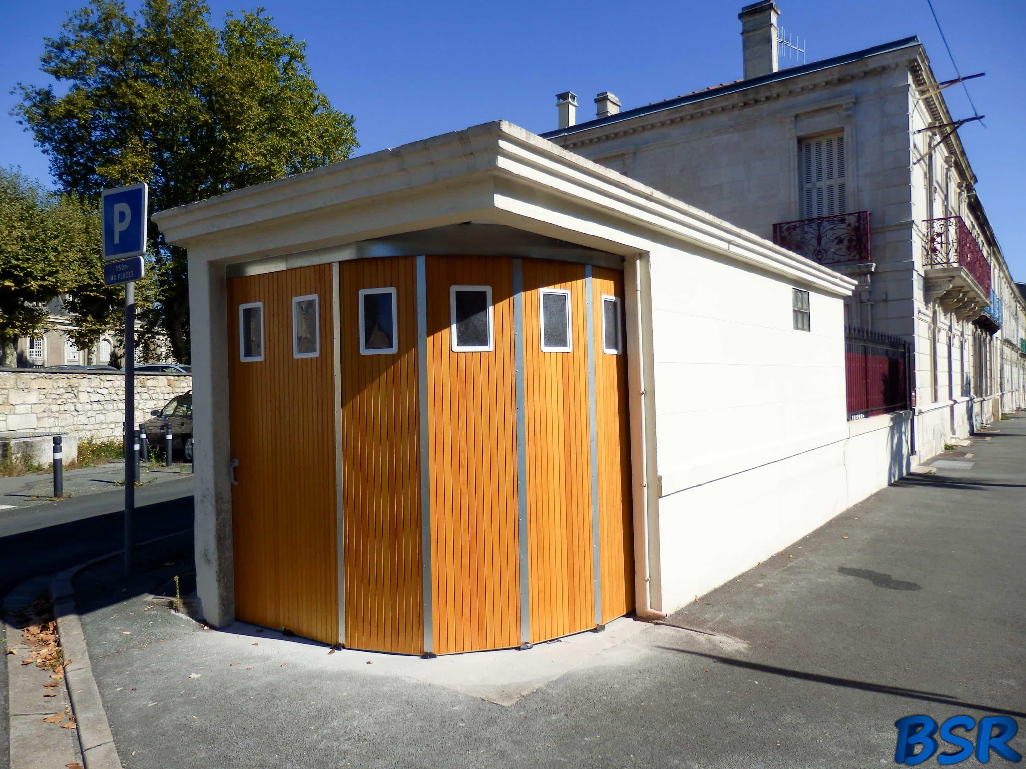 Porte Coulissante Latérale BSR 008