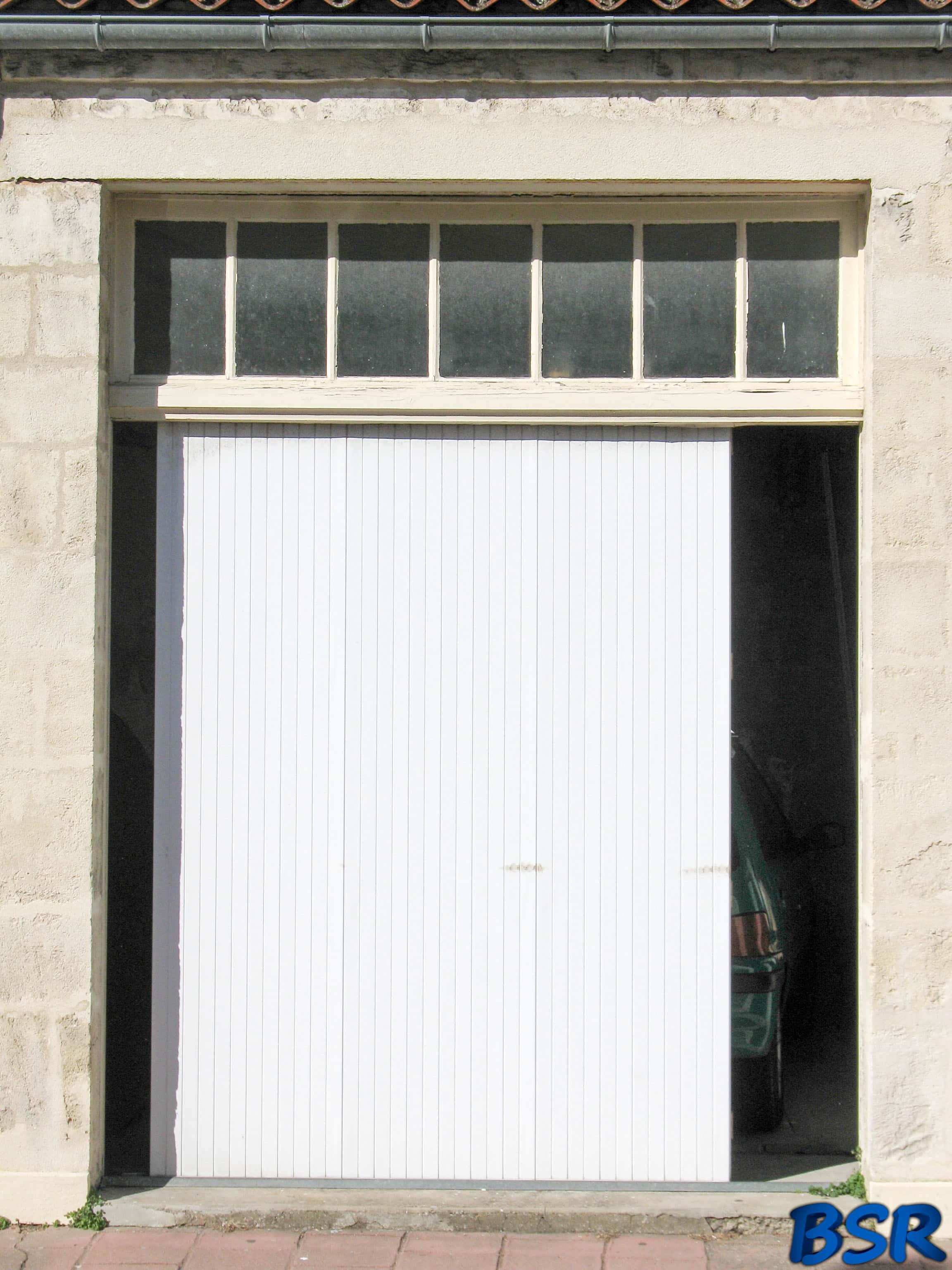 Porte Coulissante Latérale BSR 009