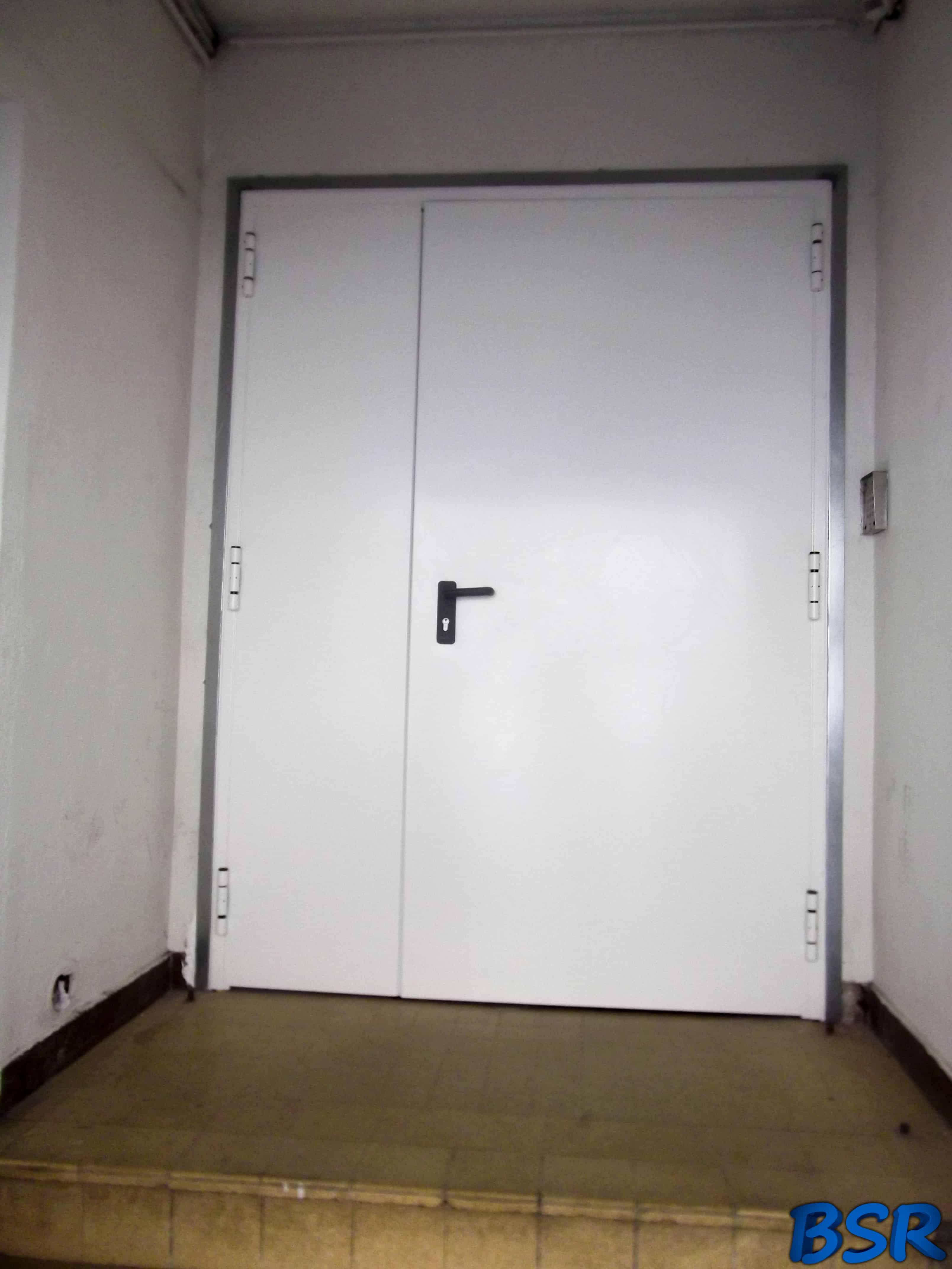 Porte Coupe Feux BSR 003