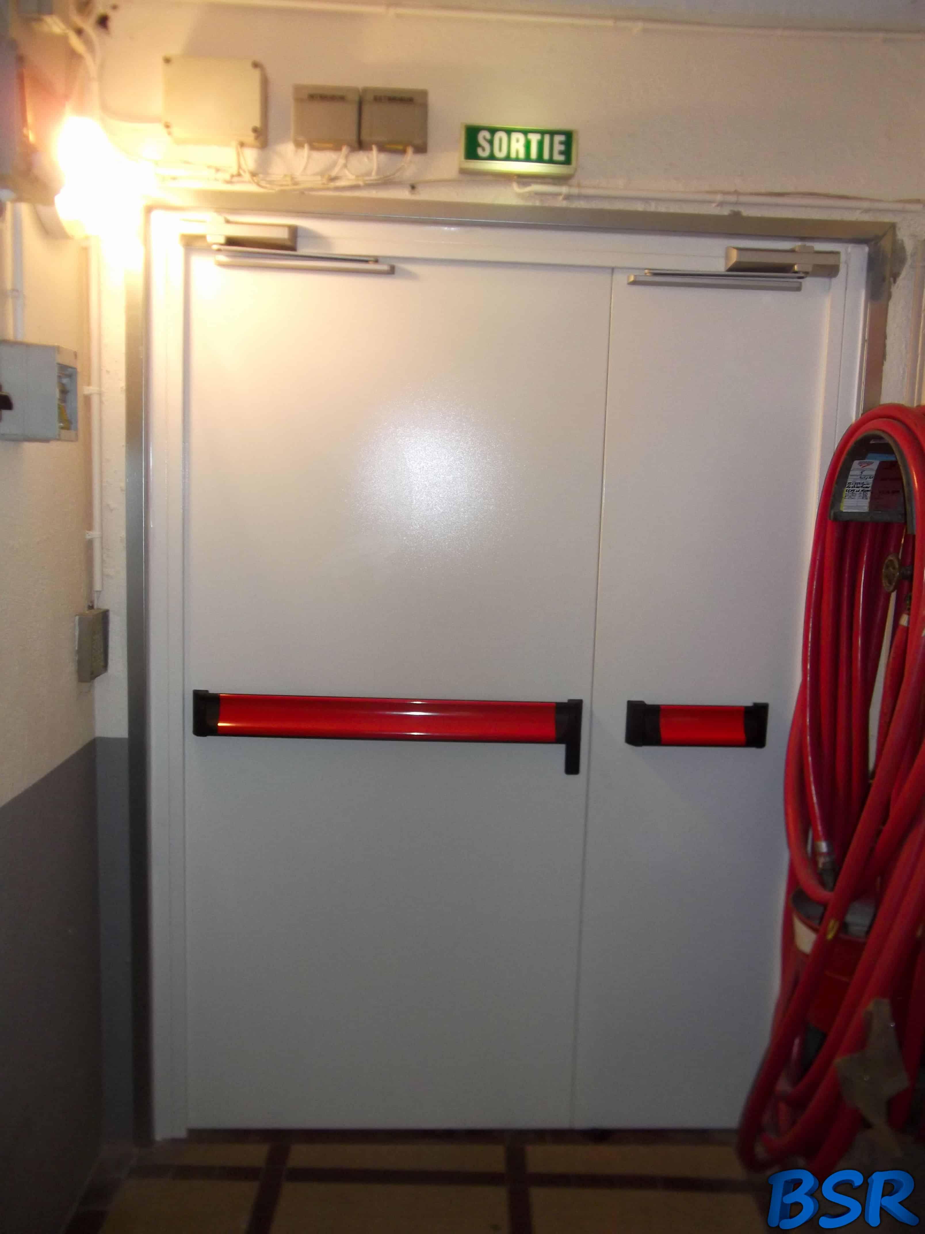 Porte Coupe Feux BSR 004