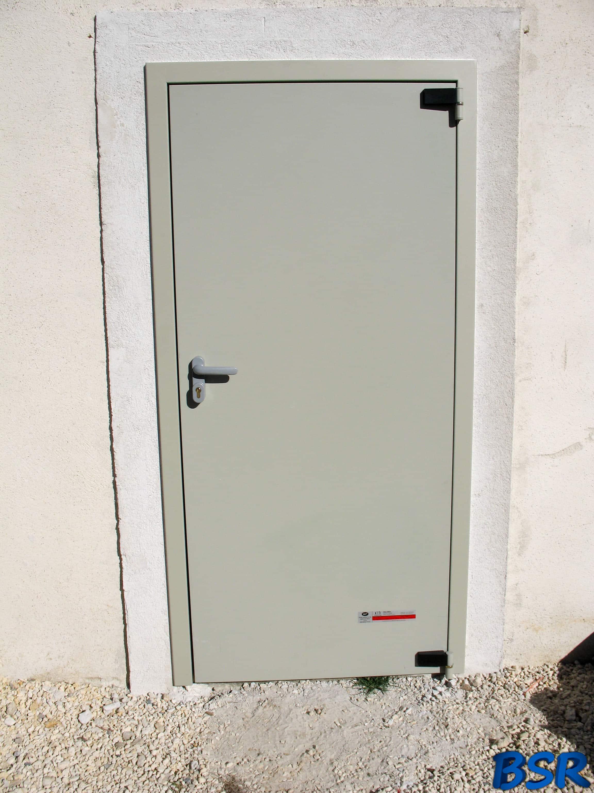 Porte Coupe Feux BSR 005
