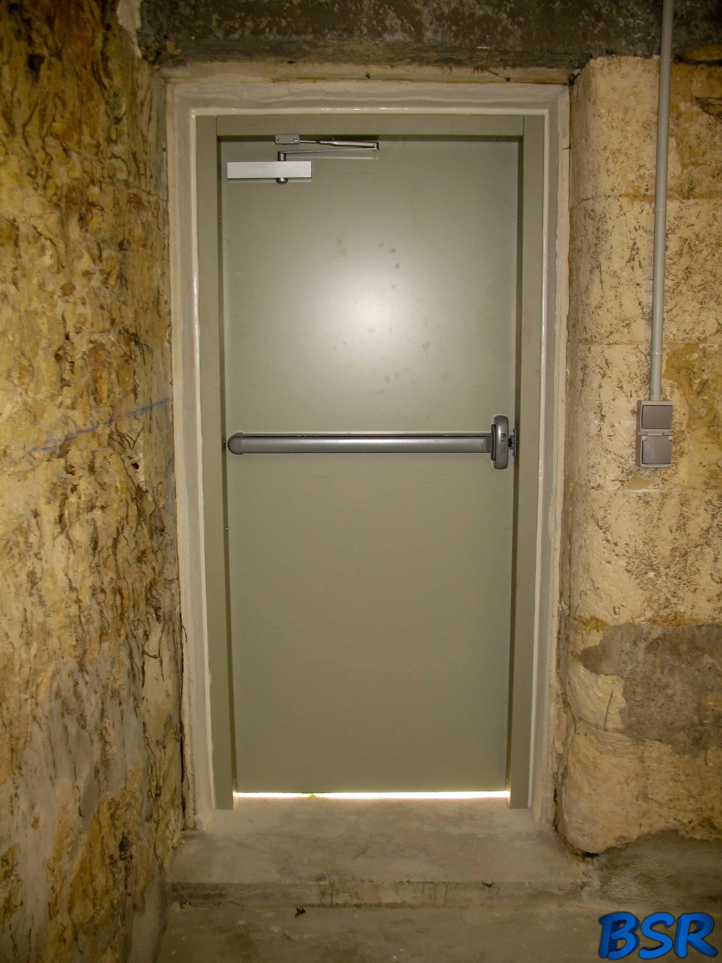 Porte Coupe Feux BSR 006