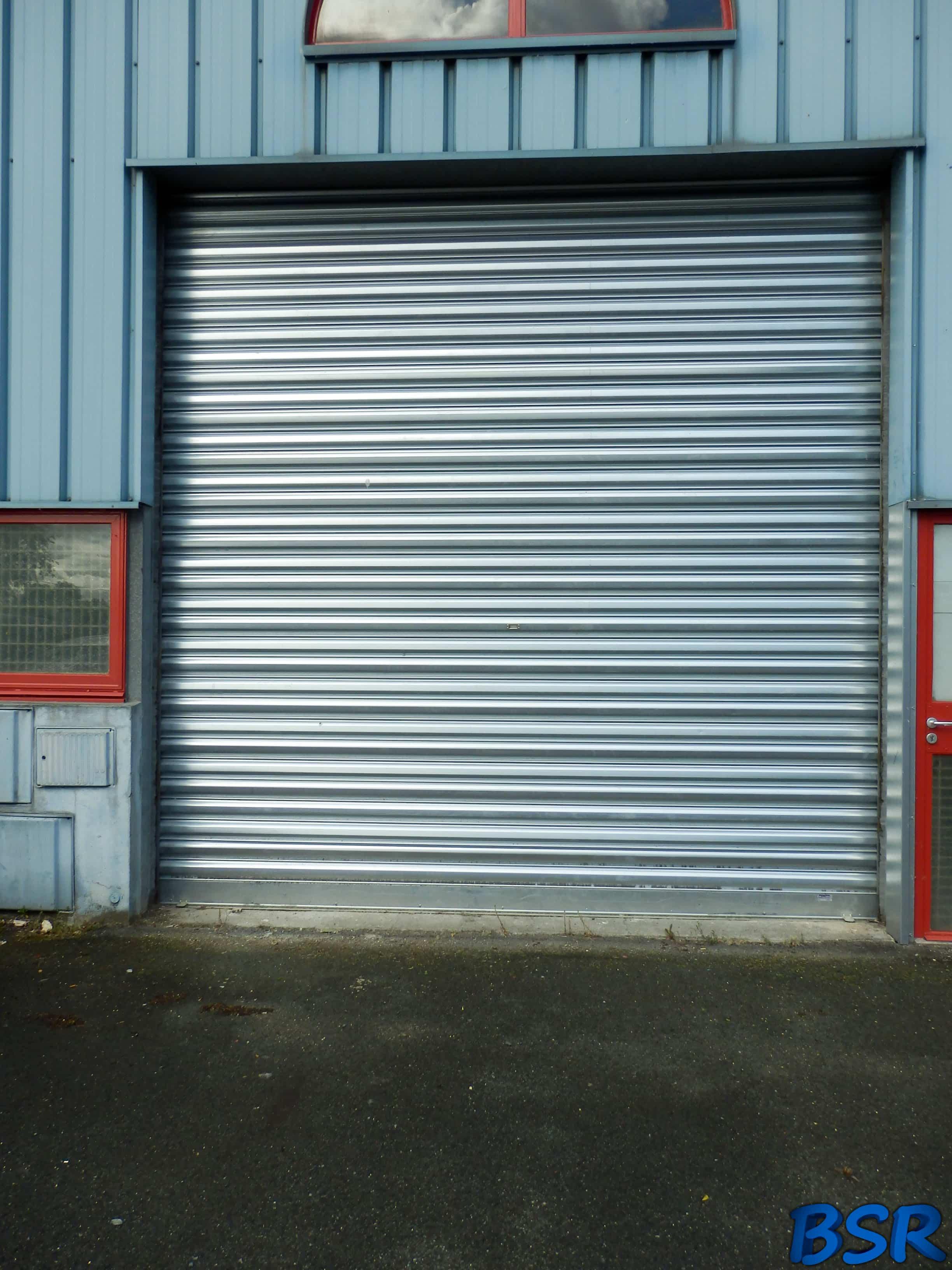 Porte Industrielles BSR 003