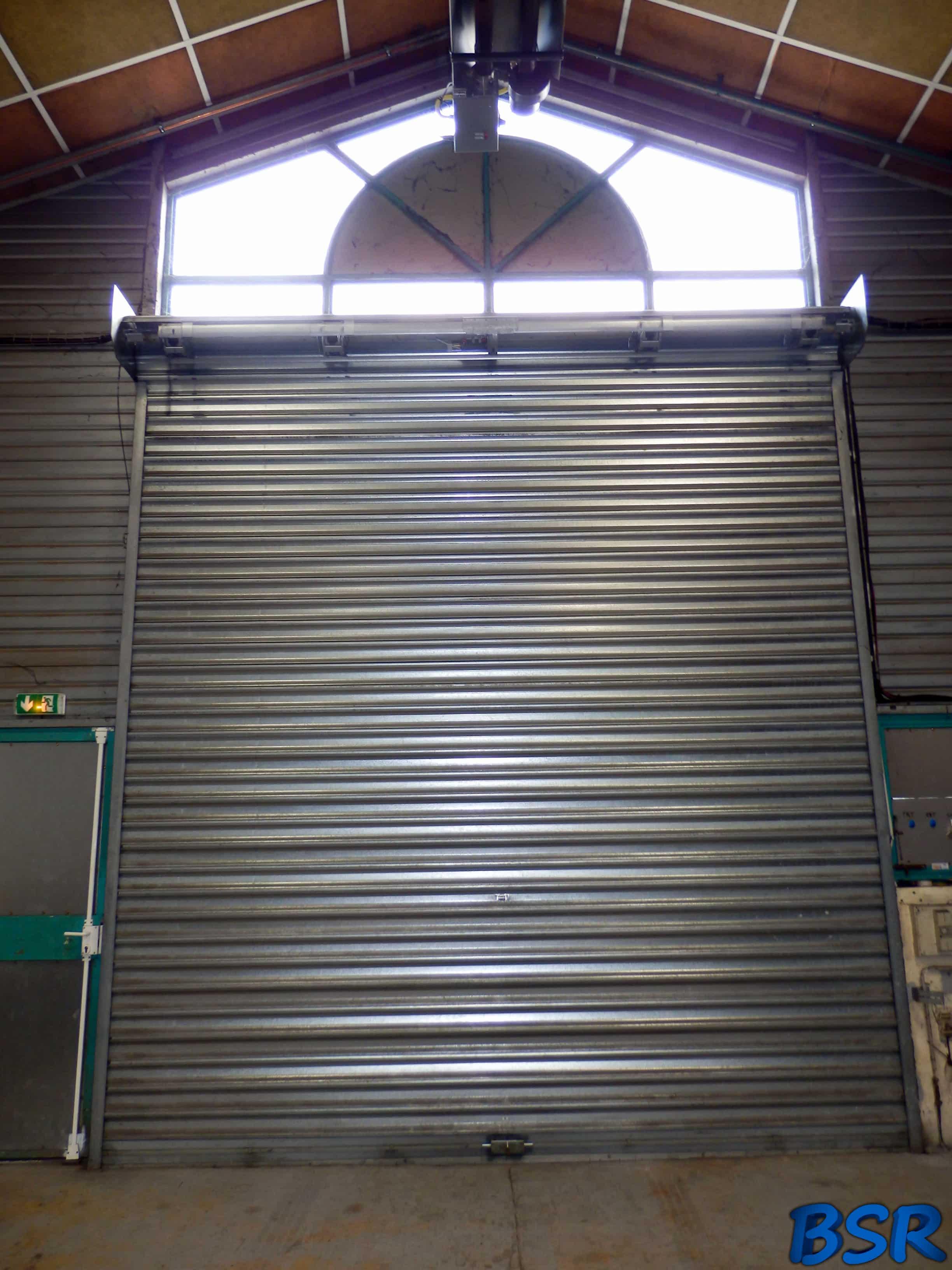 Porte Industrielles BSR 004