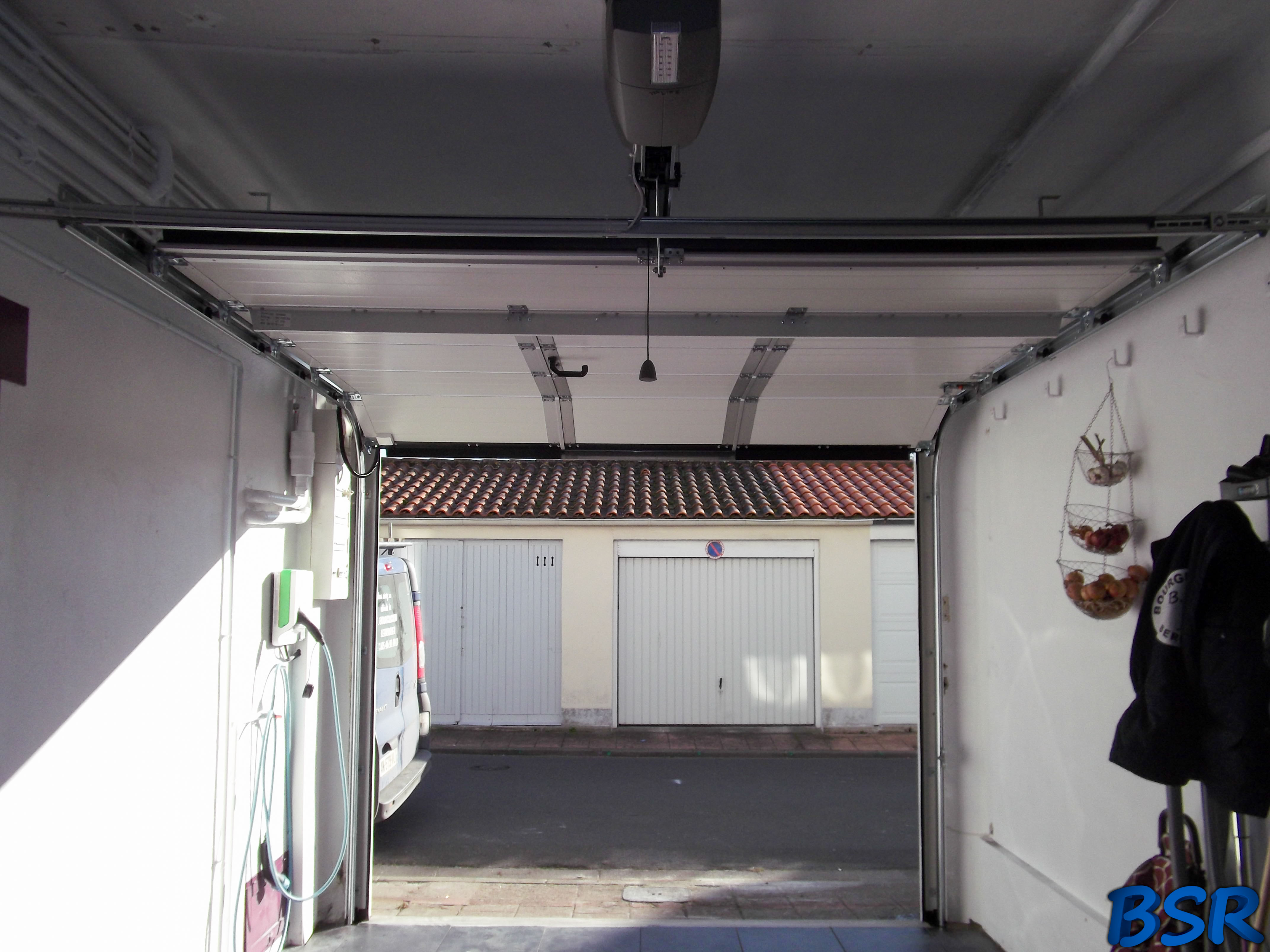 Porte Sectionnelle BSR