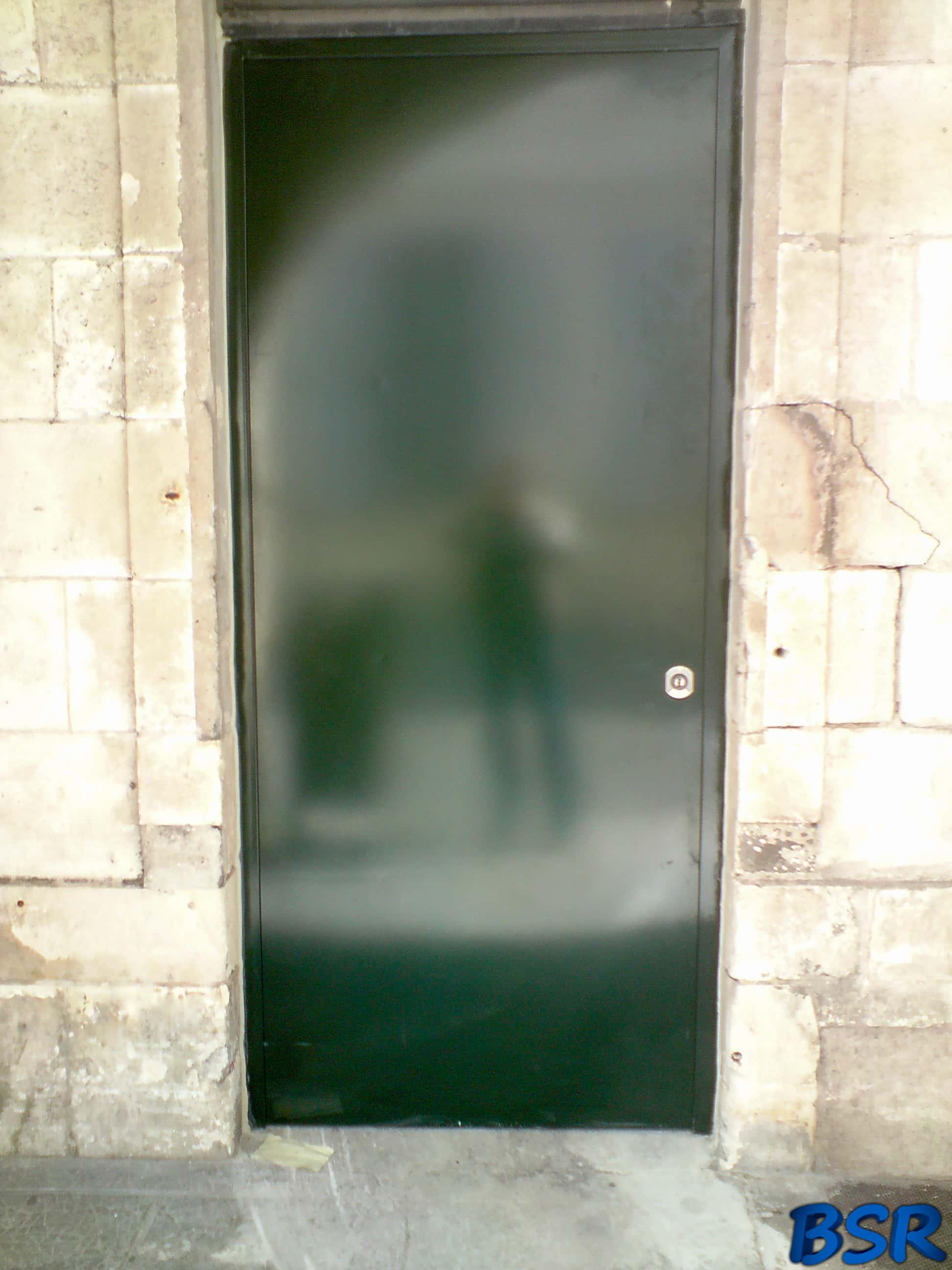 Porte et fenêtre Acier BSR 002