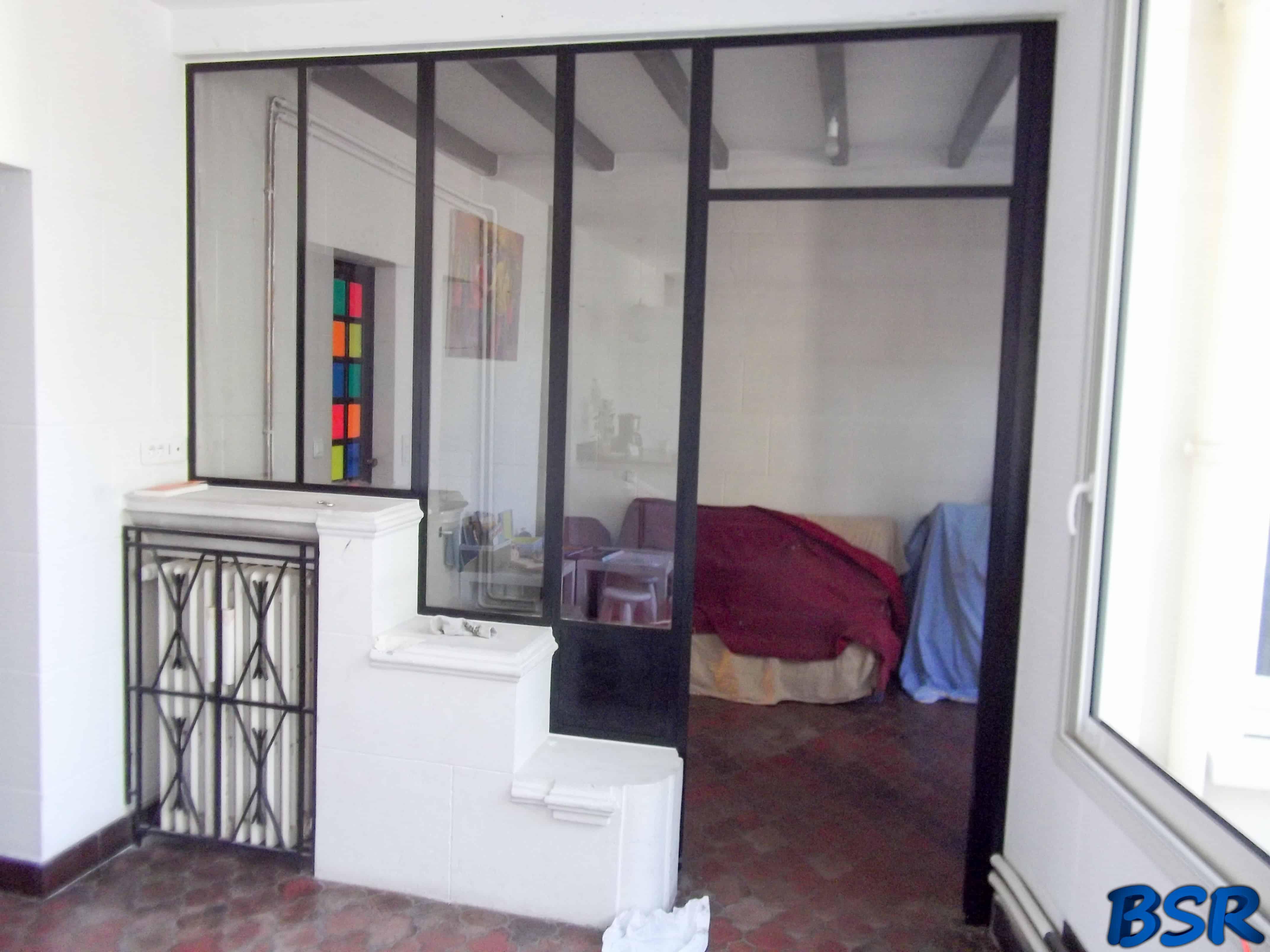 Porte et fenêtre Acier BSR 003