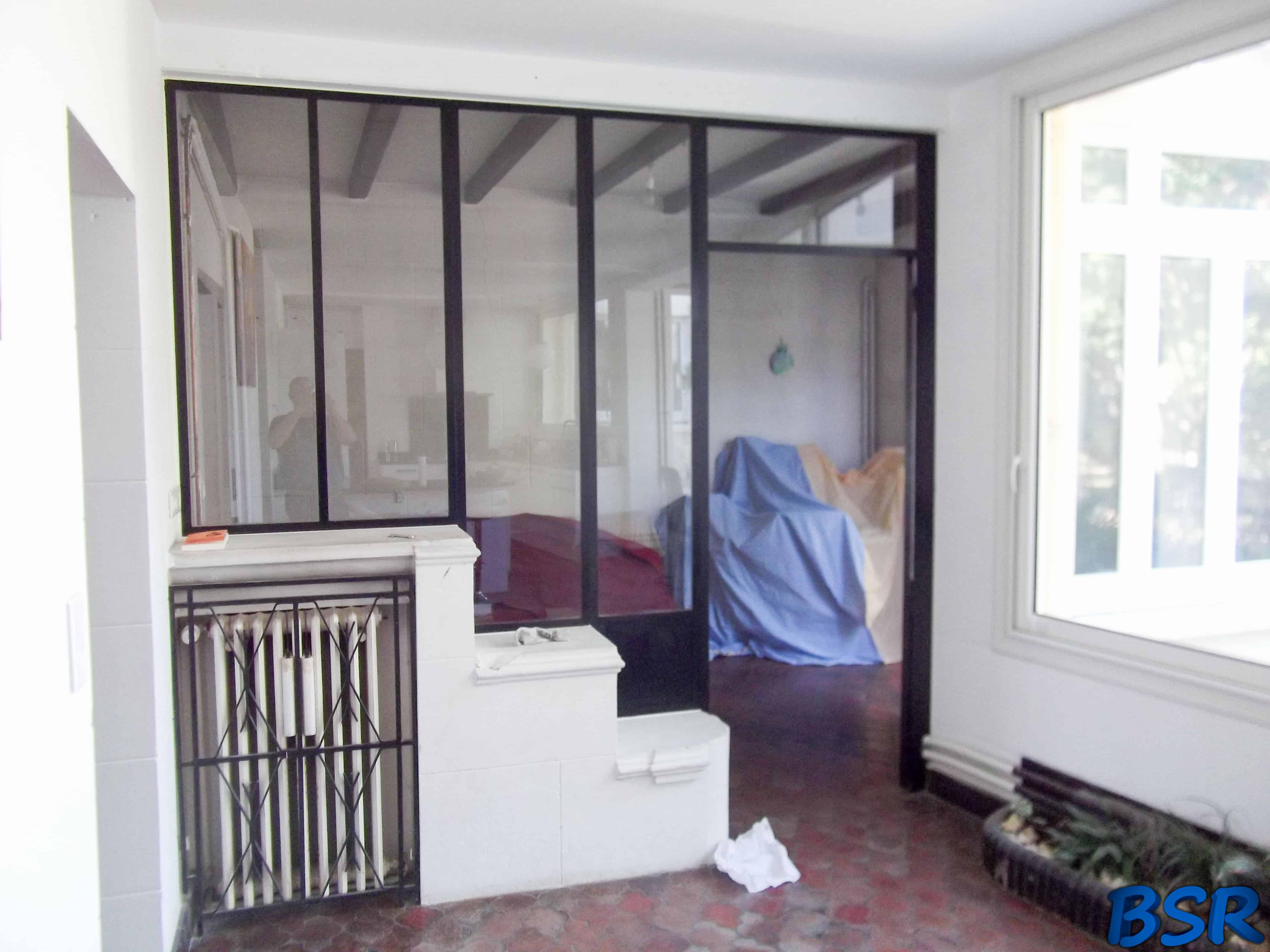 Porte et fenêtre Acier BSR 004