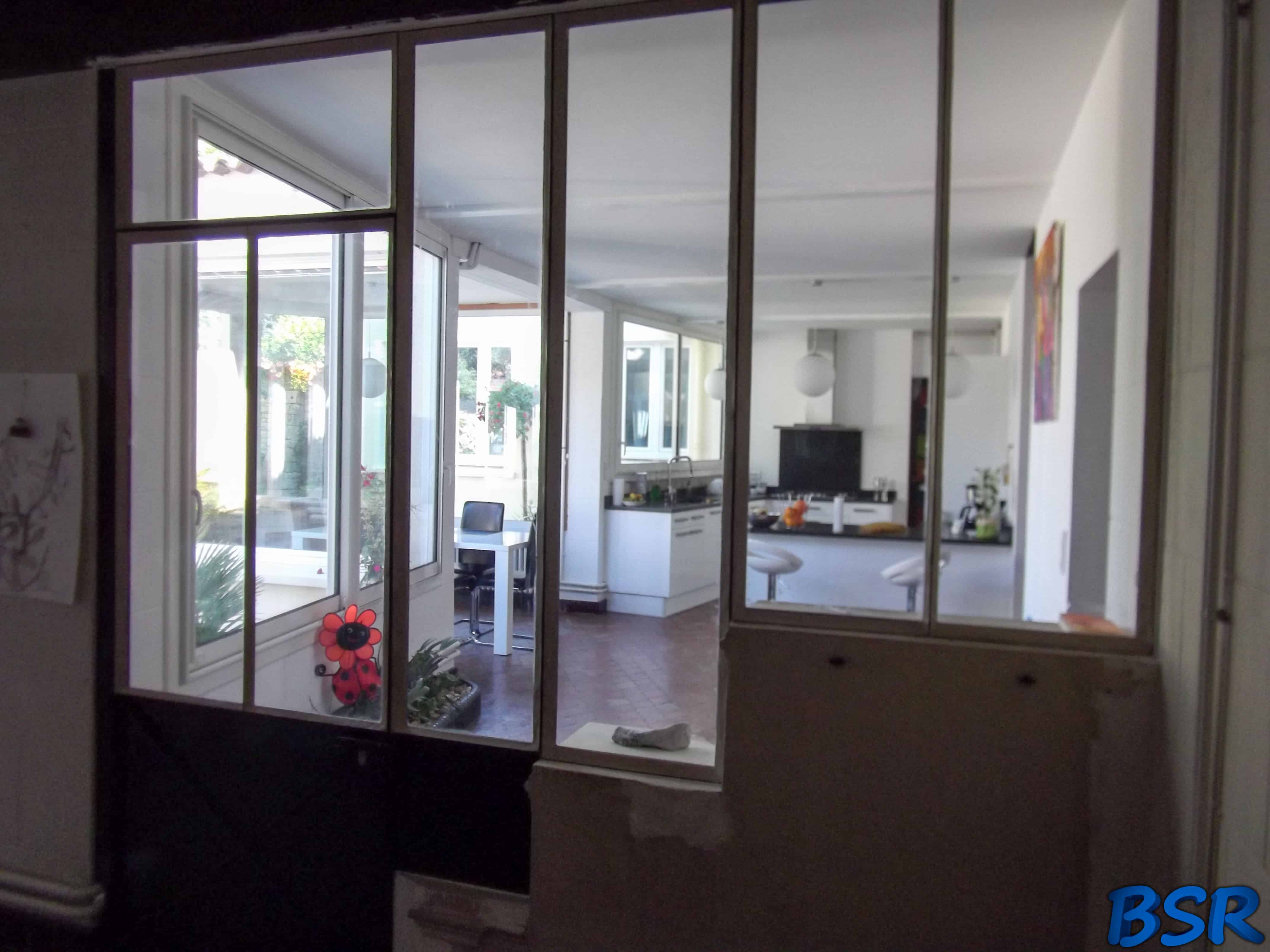 Porte et fenêtre Acier BSR 005