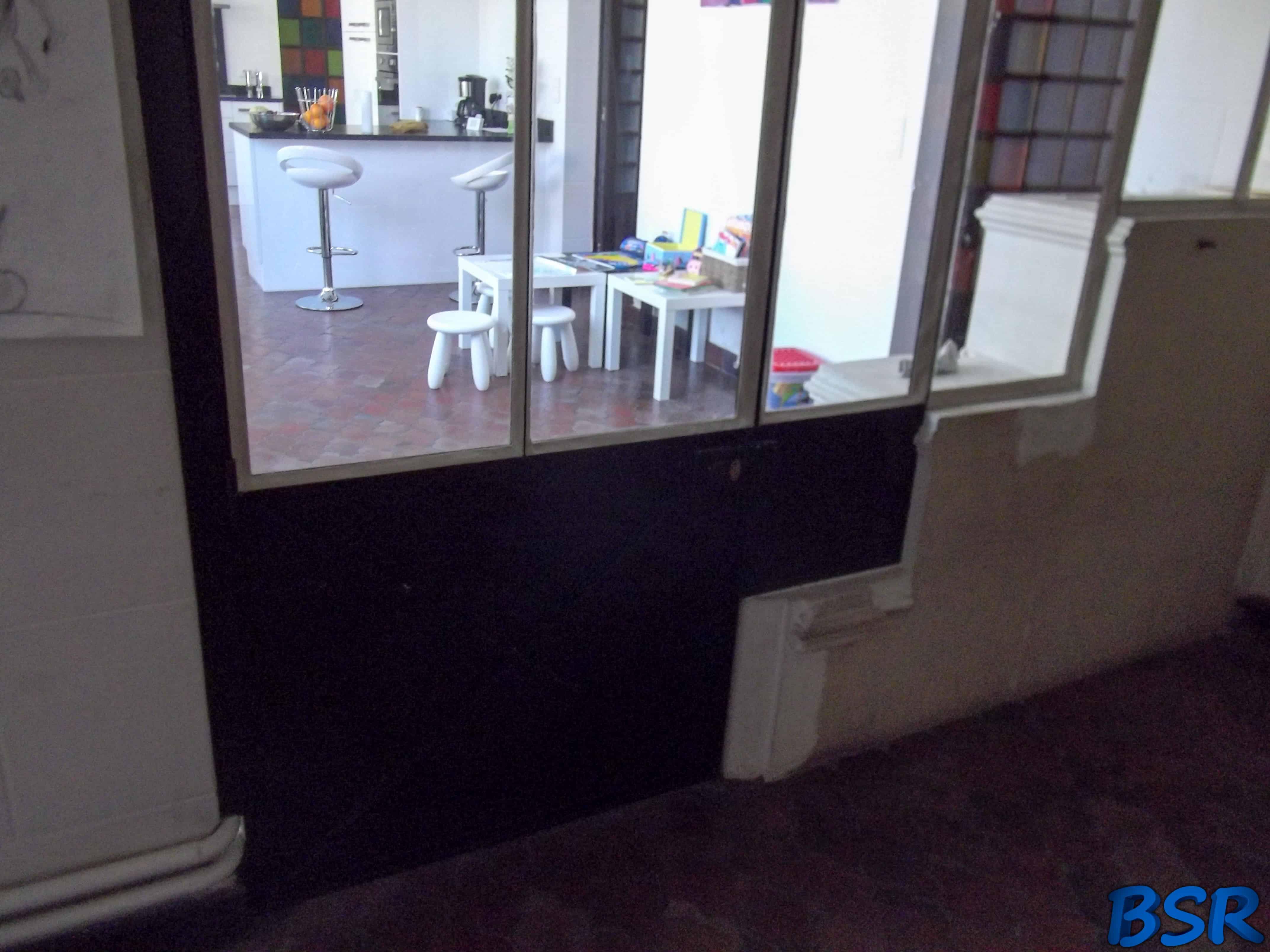 Porte et fenêtre Acier BSR 006
