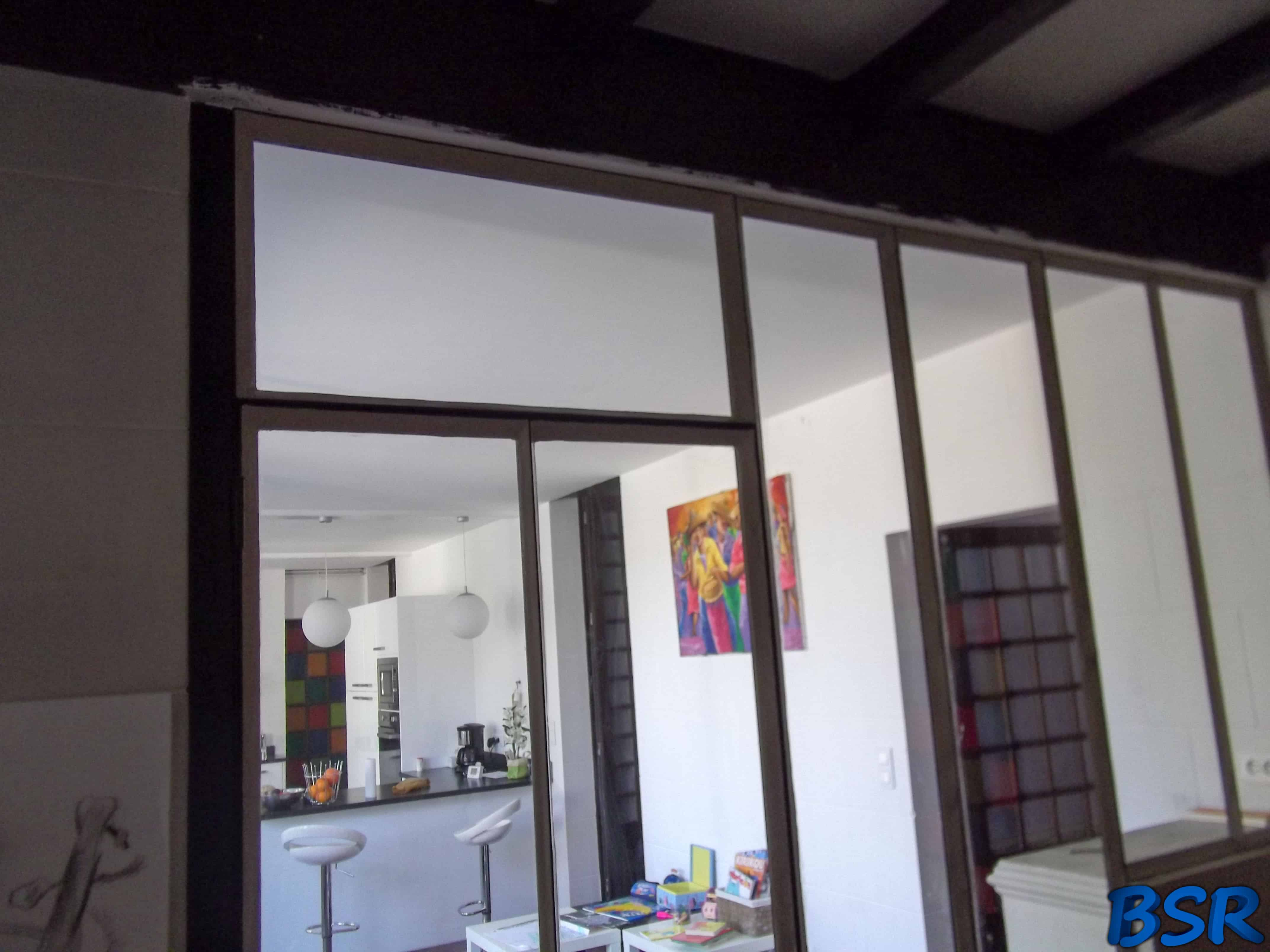 Porte et fenêtre Acier BSR 007