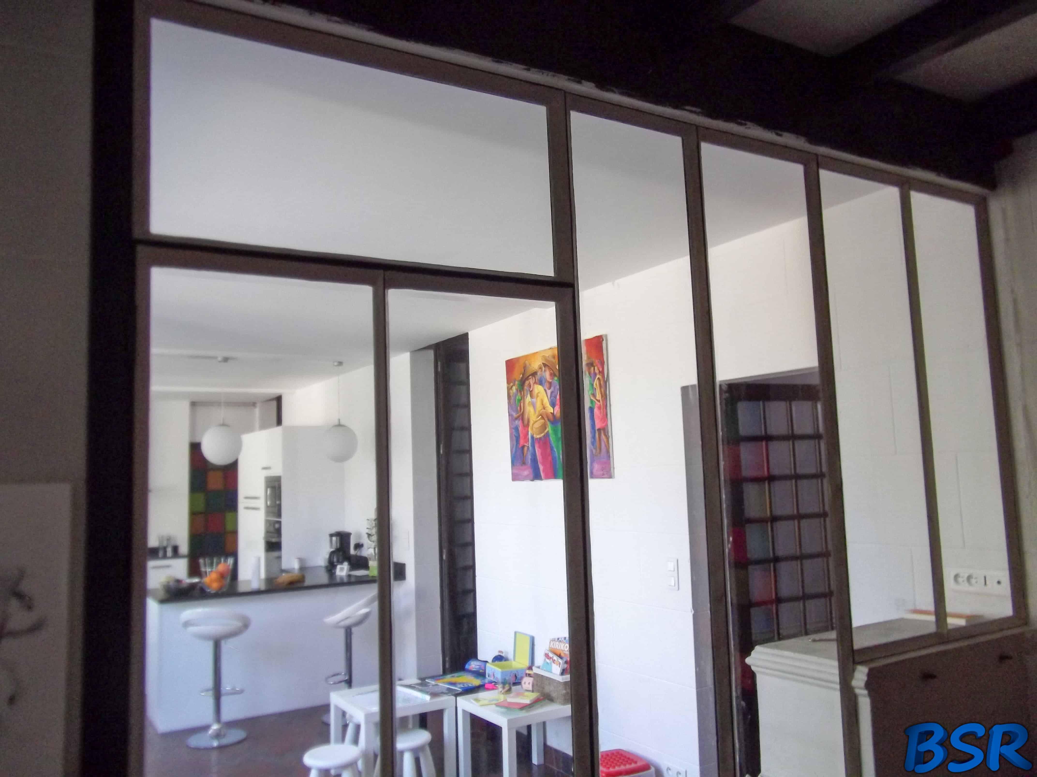 Porte et fenêtre Acier BSR 008
