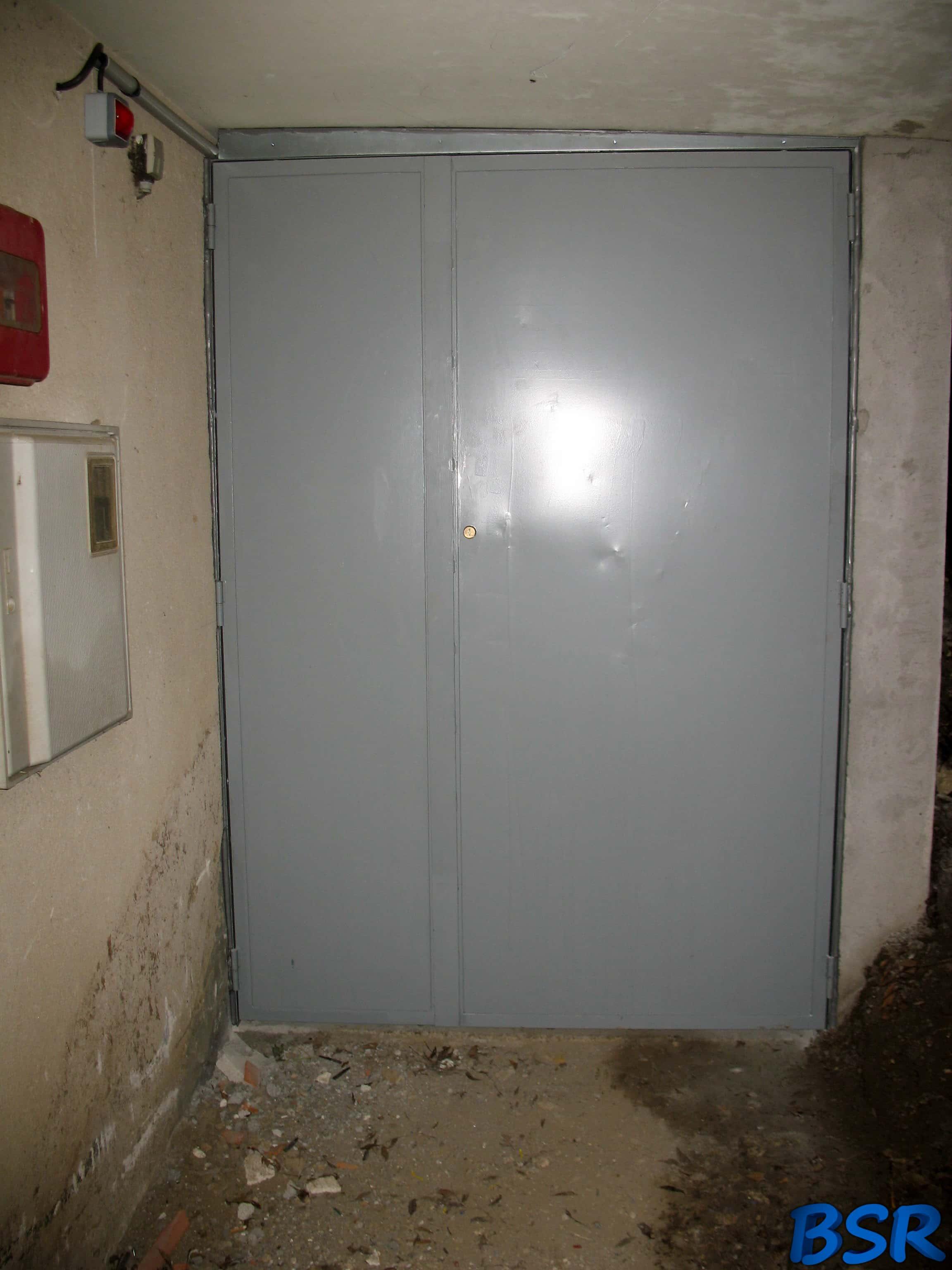 Porte et fenêtre Acier BSR 011