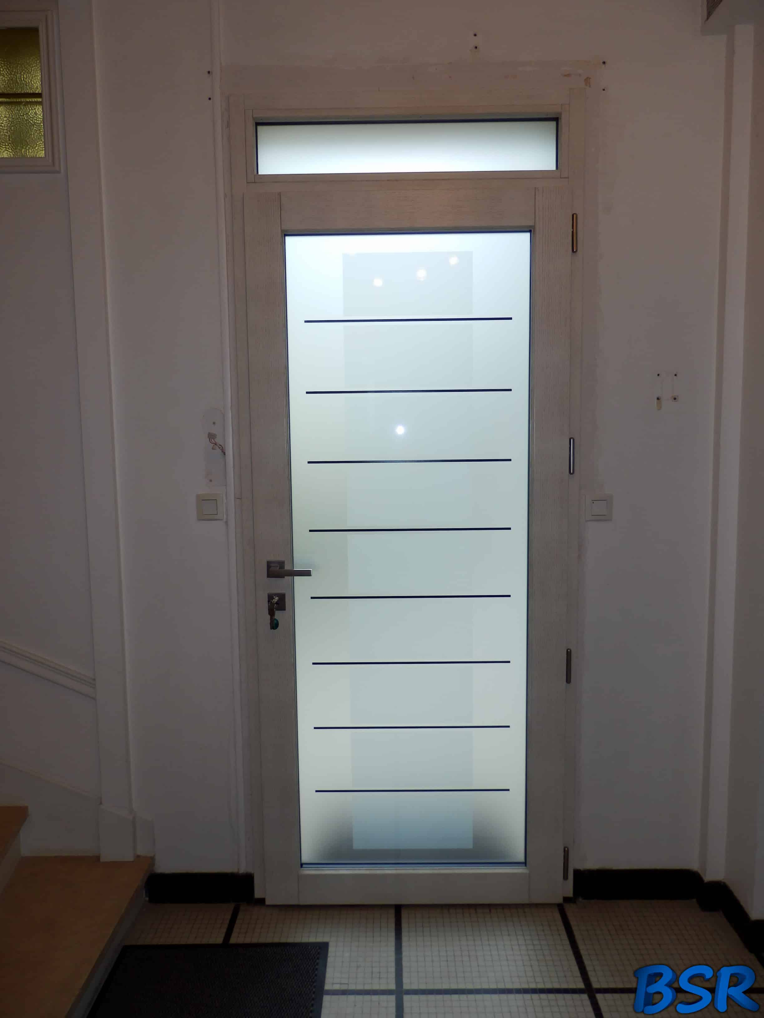 Porte et fenêtre Aluminium BSR 003