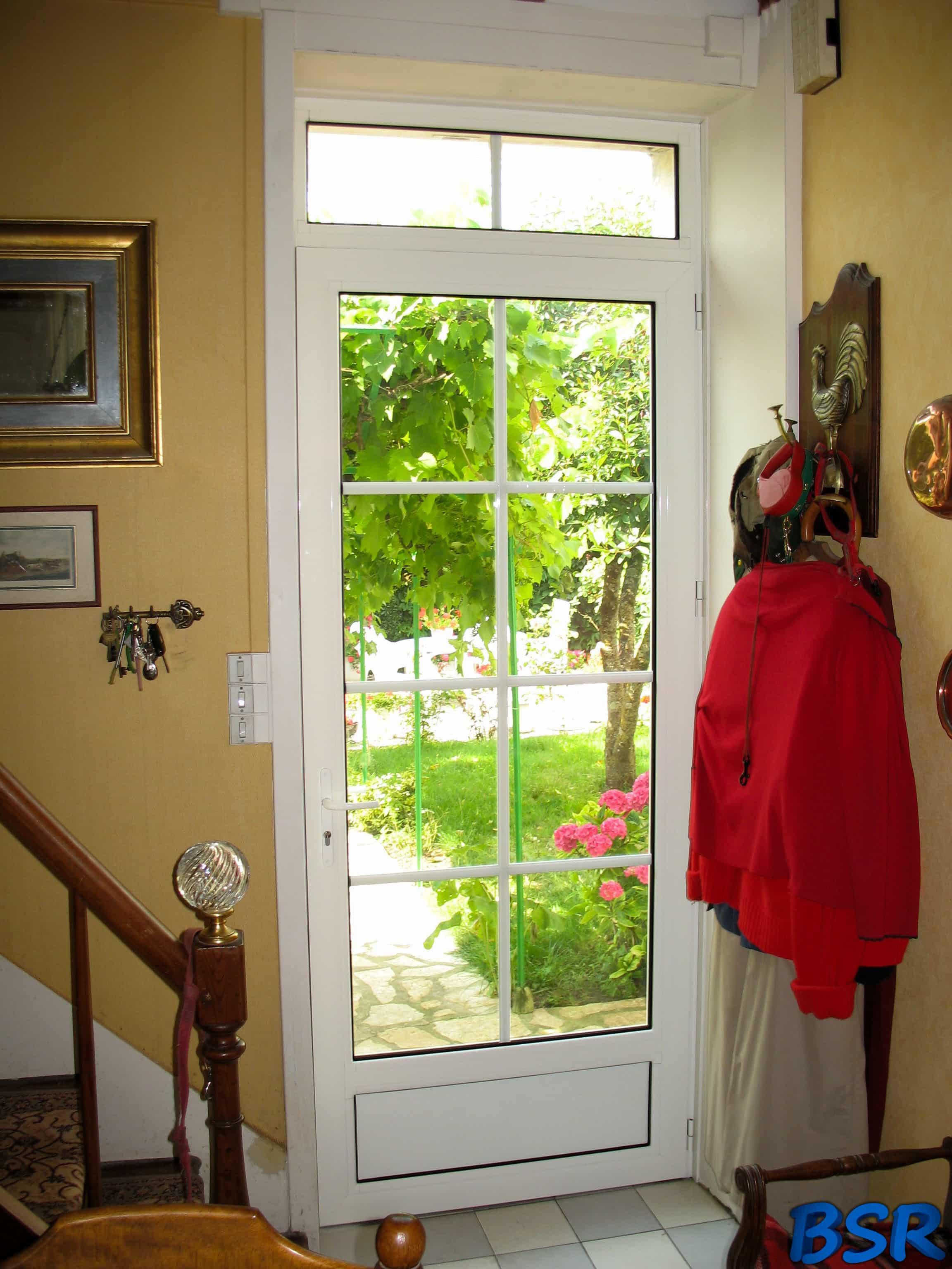Porte et fenêtre Aluminium BSR 009