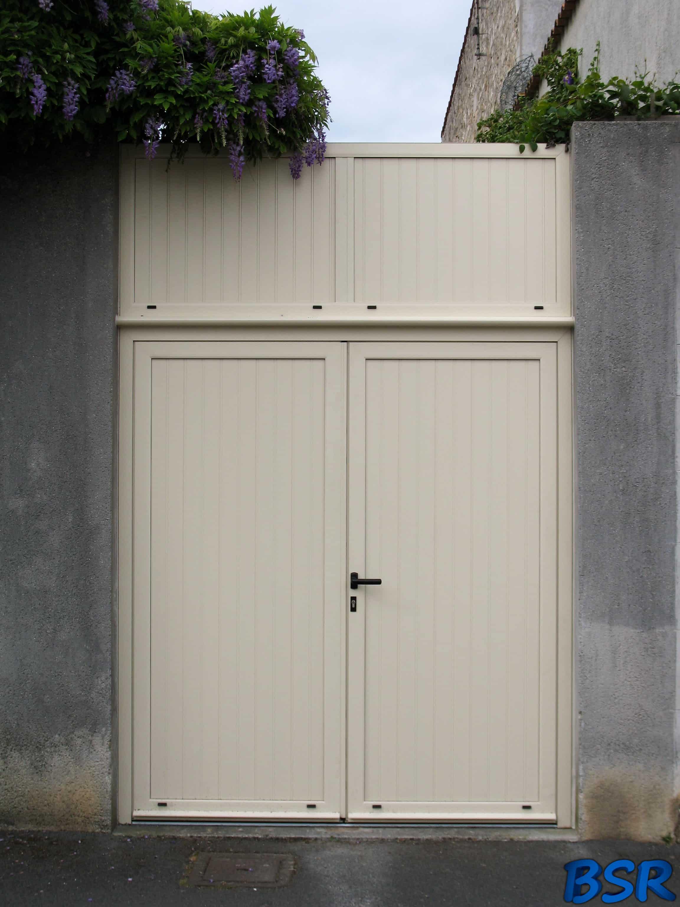 Porte et fenêtre Aluminium BSR 010