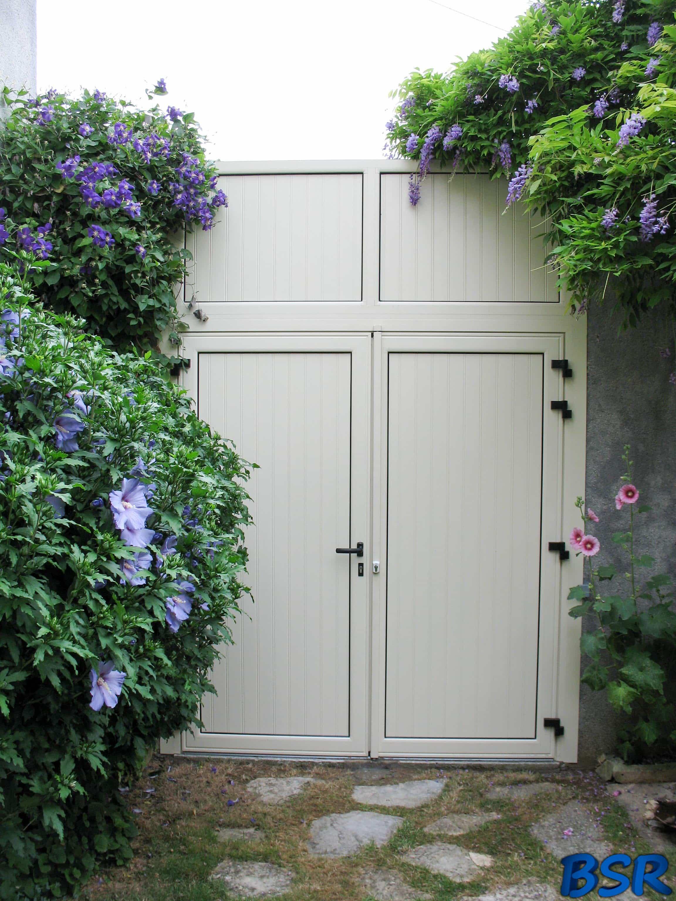 Porte et fenêtre Aluminium BSR 012