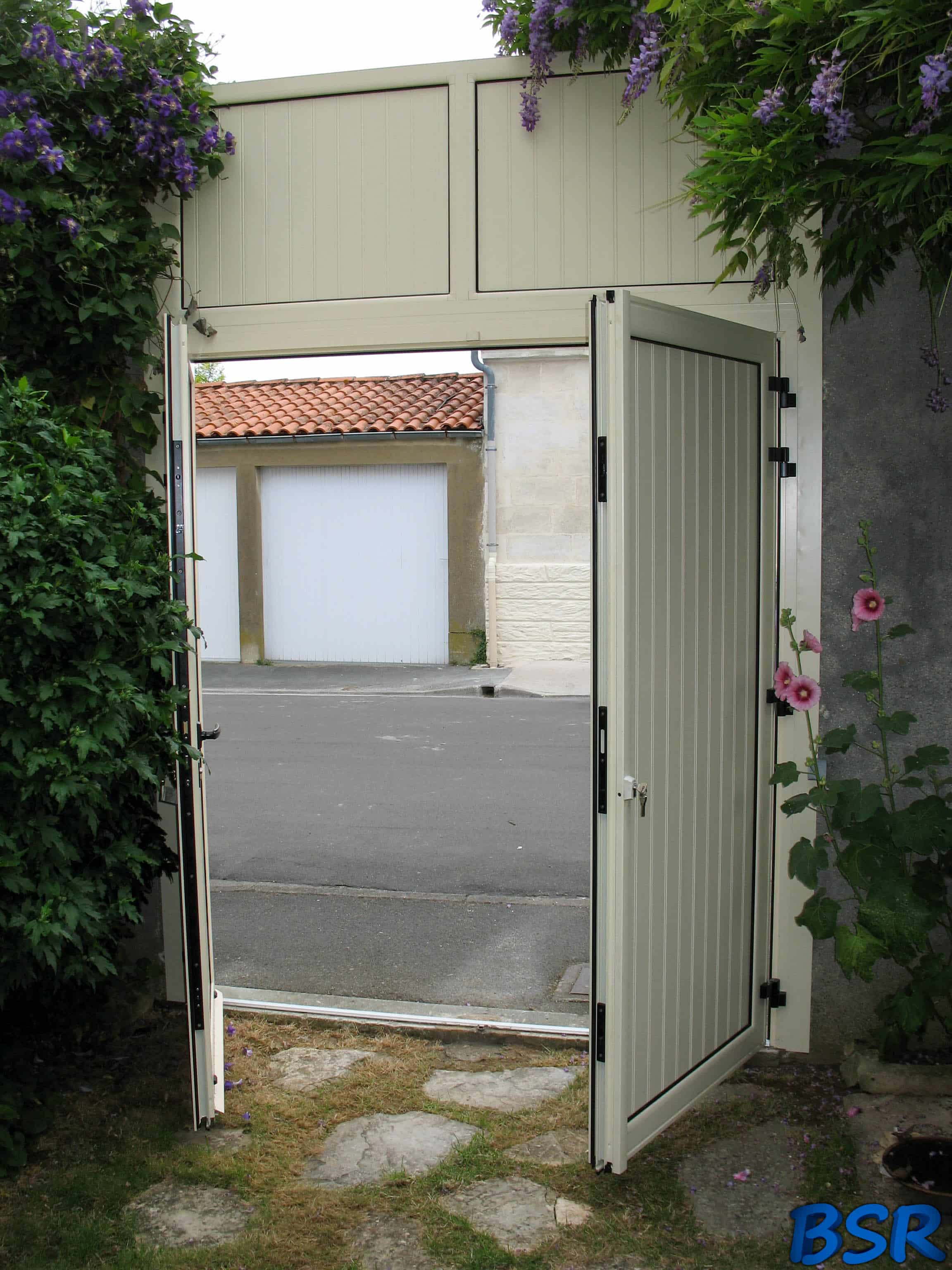Porte et fenêtre Aluminium BSR 015