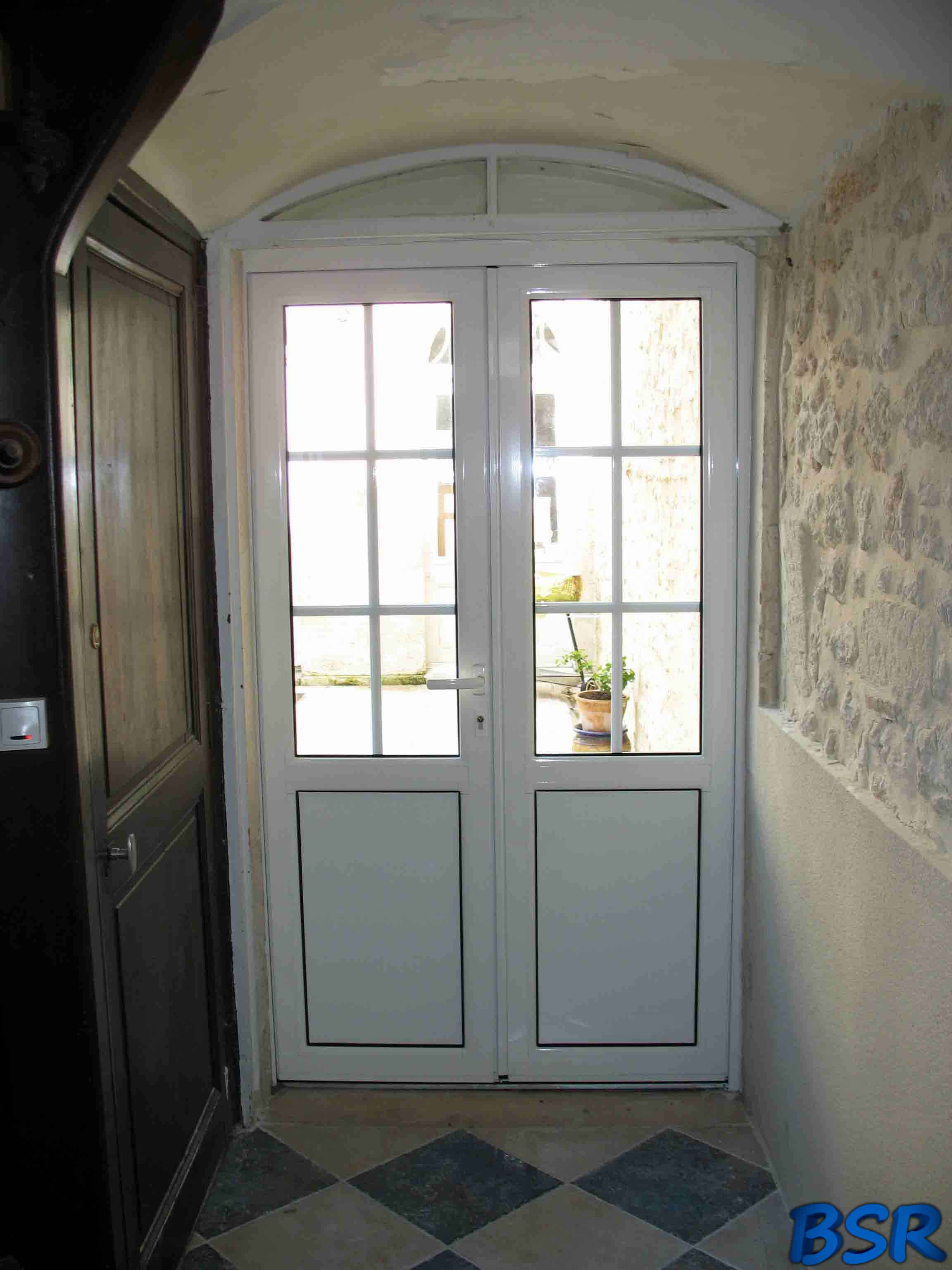 Porte et fenêtre Aluminium BSR 016