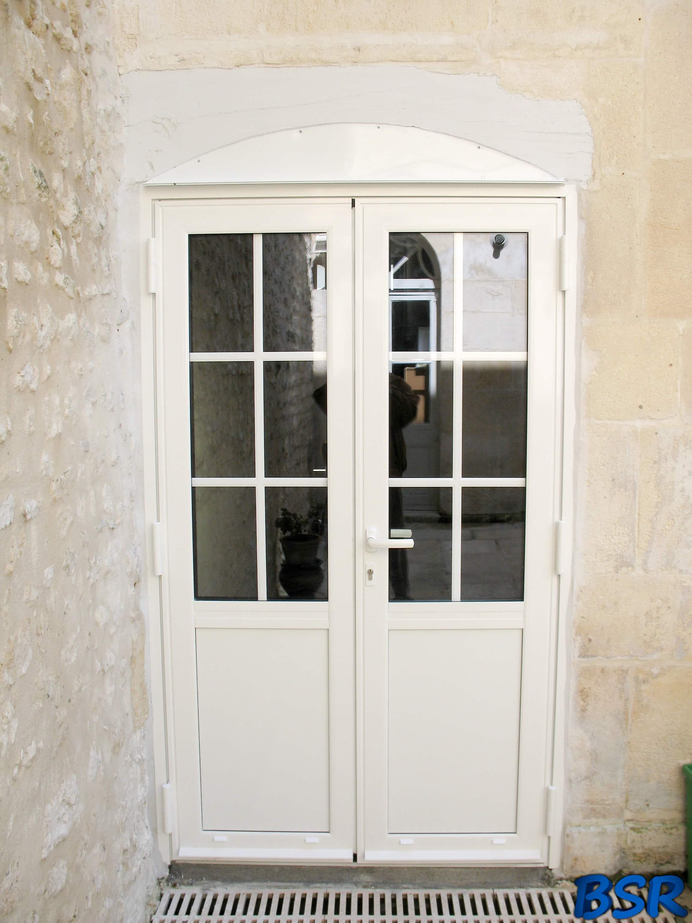 Porte et fenêtre Aluminium BSR 017