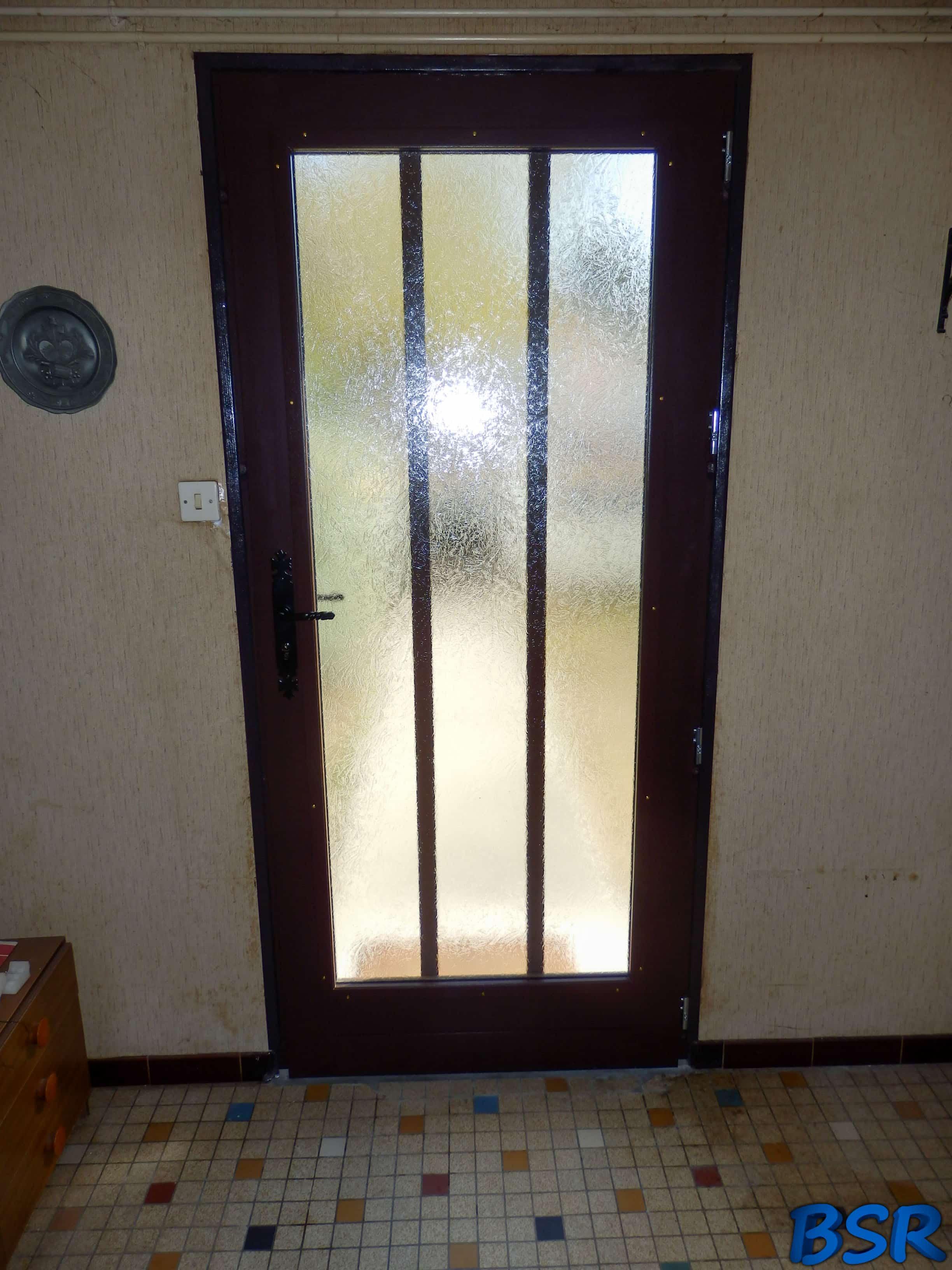 Porte et fenêtre Bois BSR 003