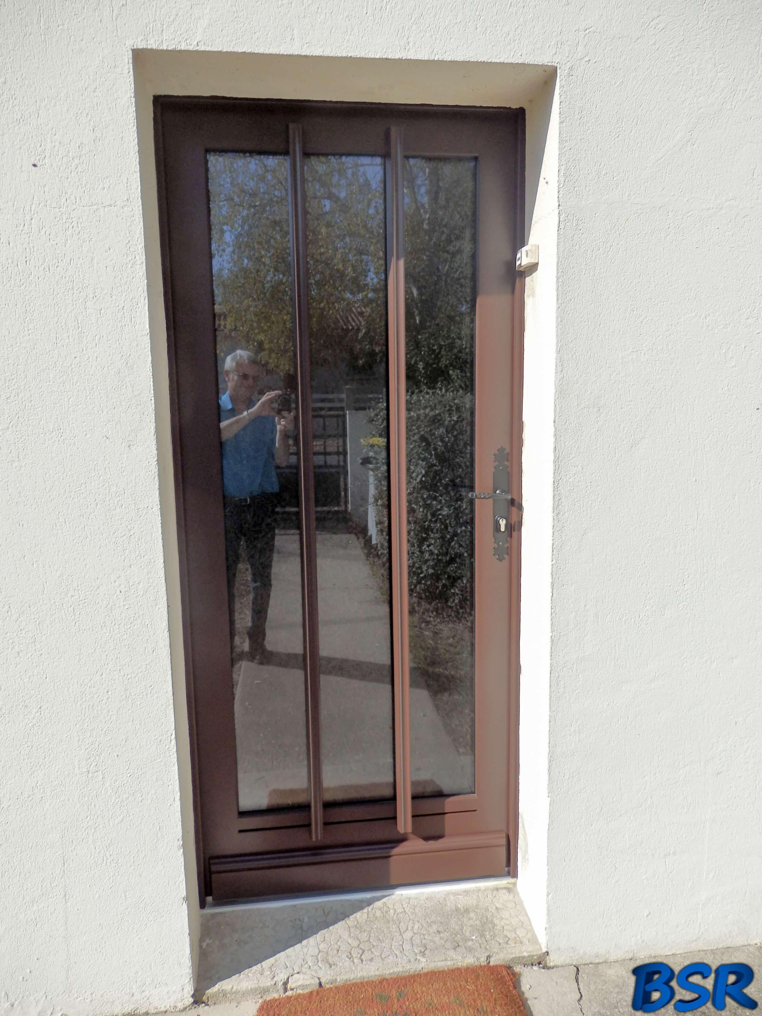 Porte et fenêtre Bois BSR 004