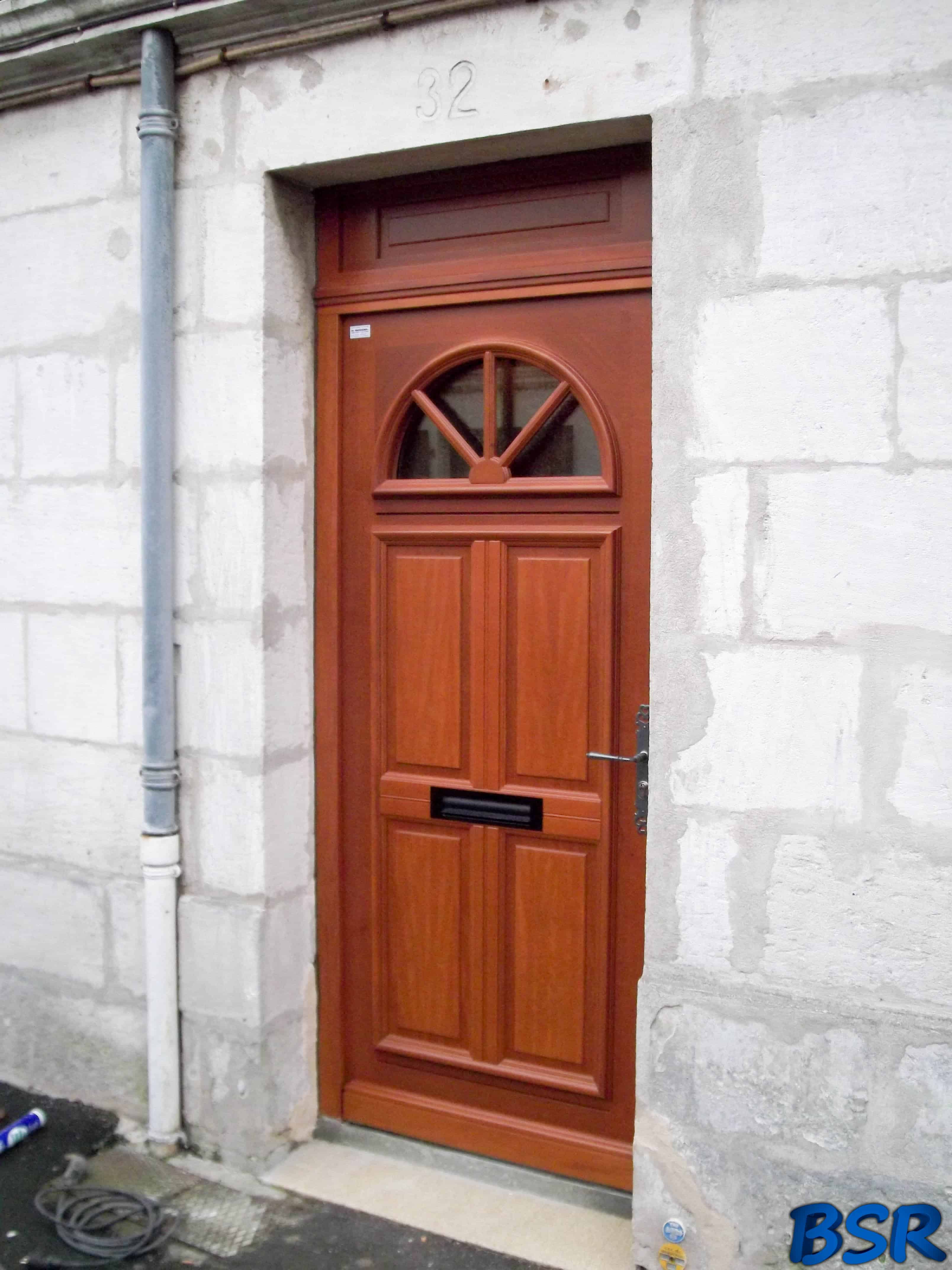 Porte et fenêtre Bois BSR 006