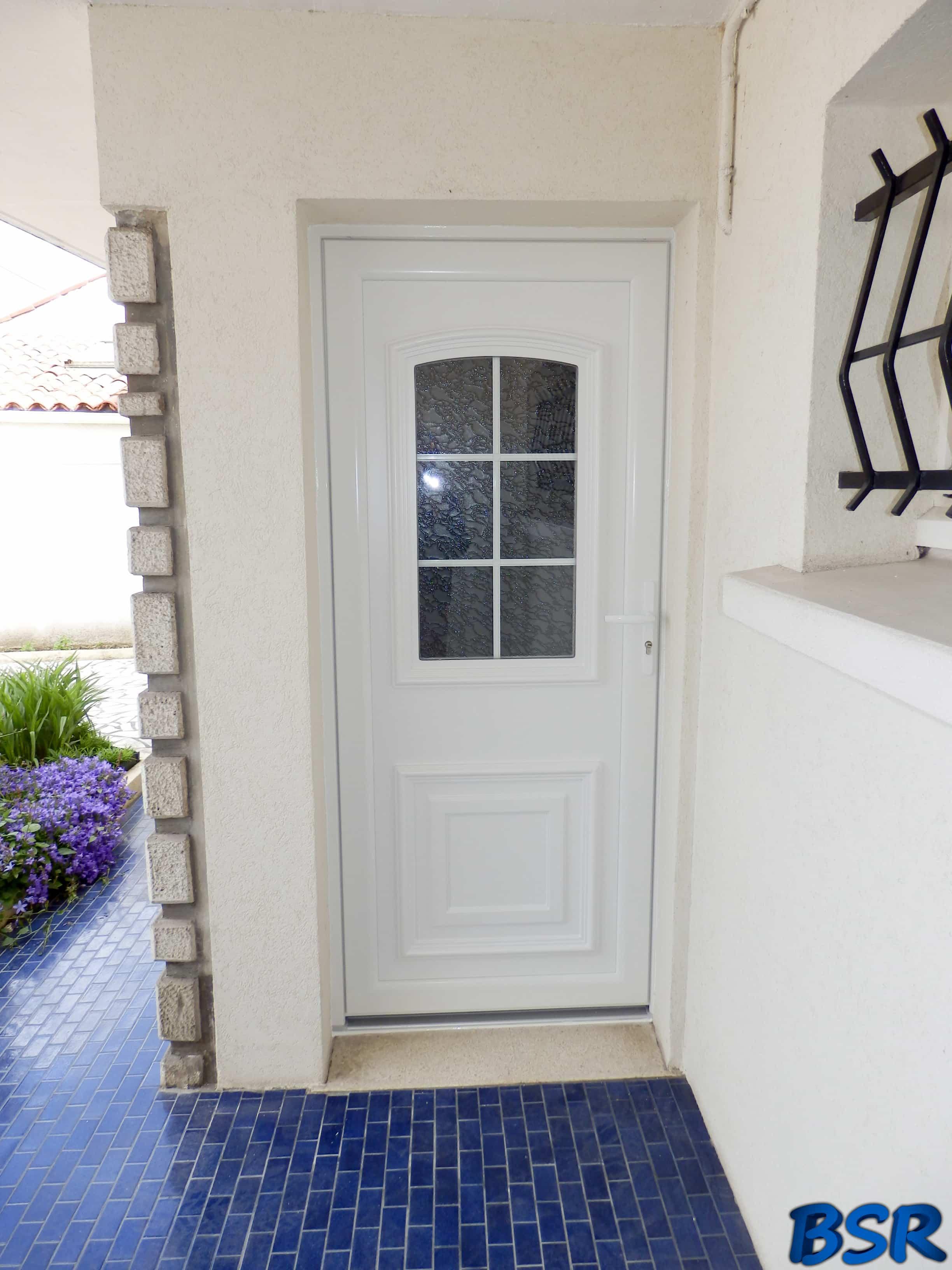 Porte et fenêtre PVC BSR 002