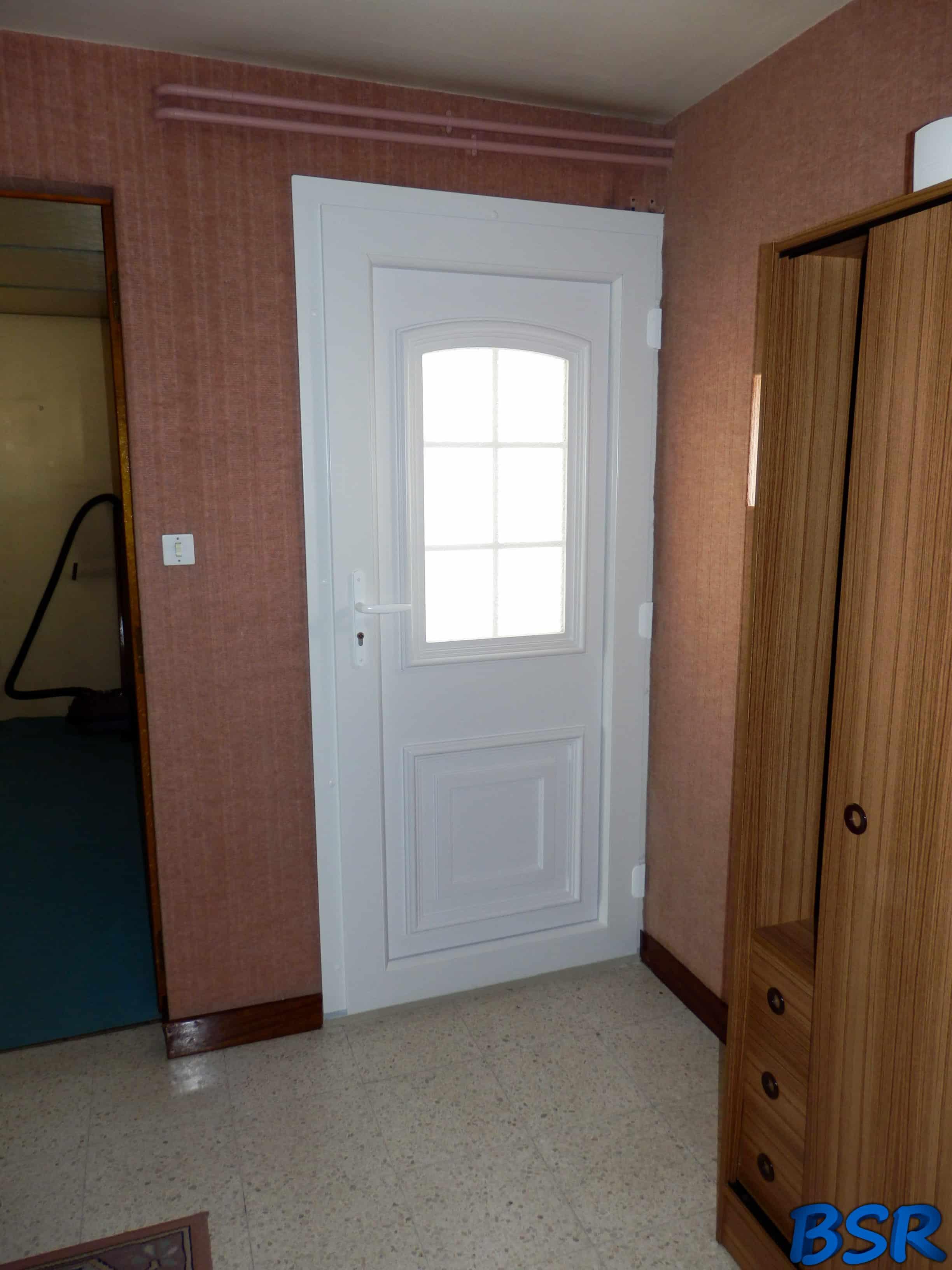 Porte et fenêtre PVC BSR 003