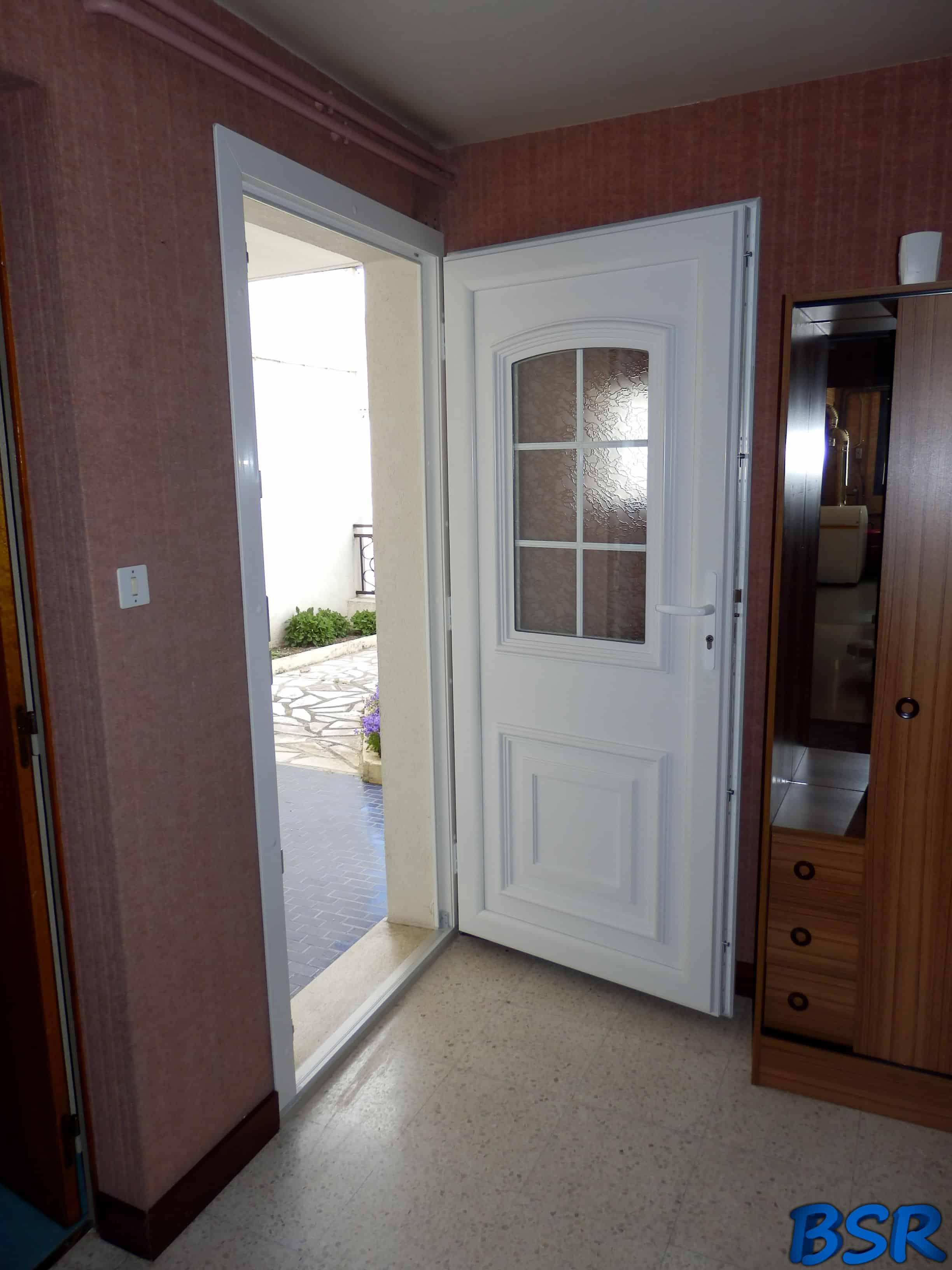Porte et fenêtre PVC BSR 004