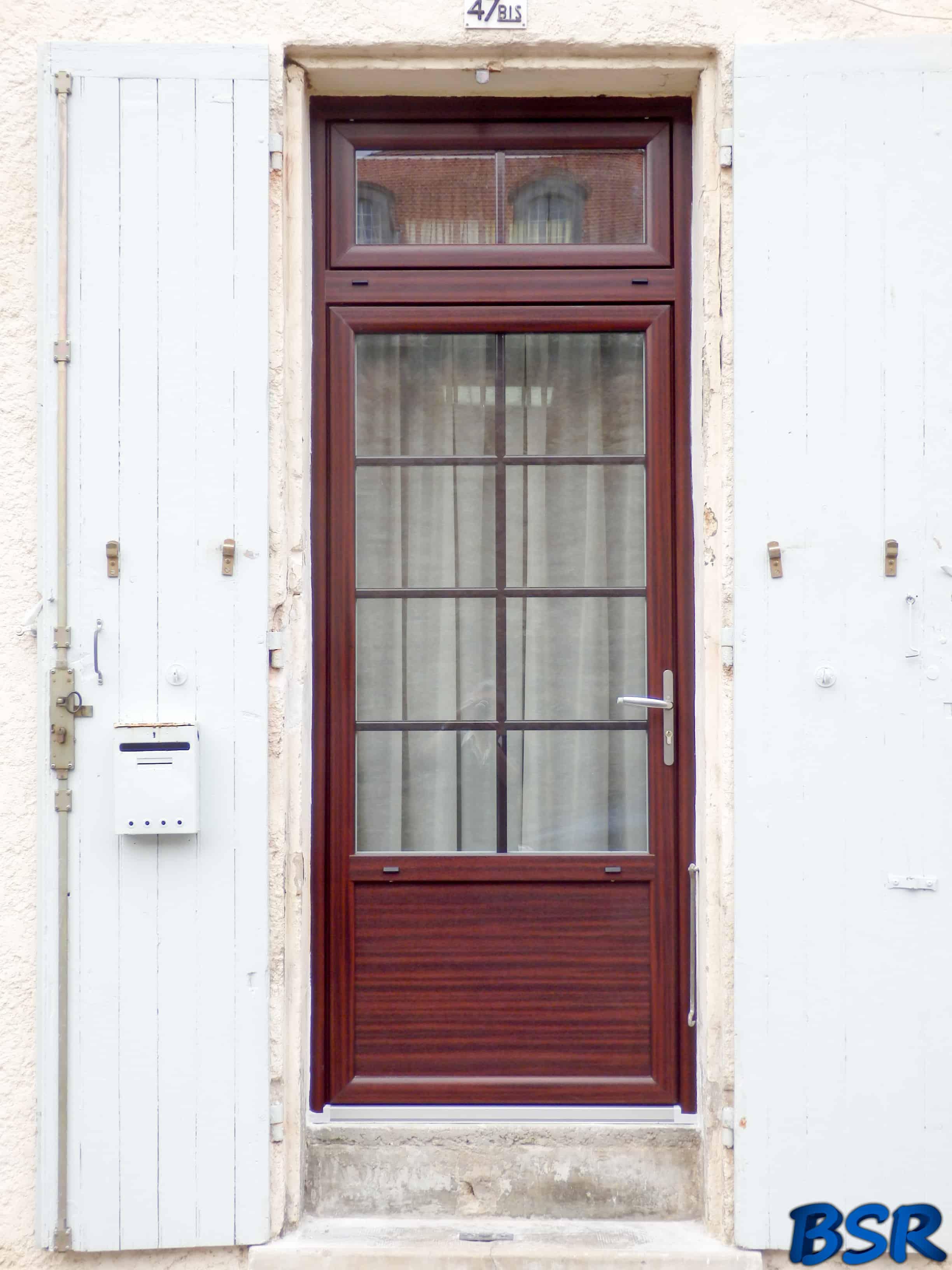 Porte et fenêtre PVC BSR 005